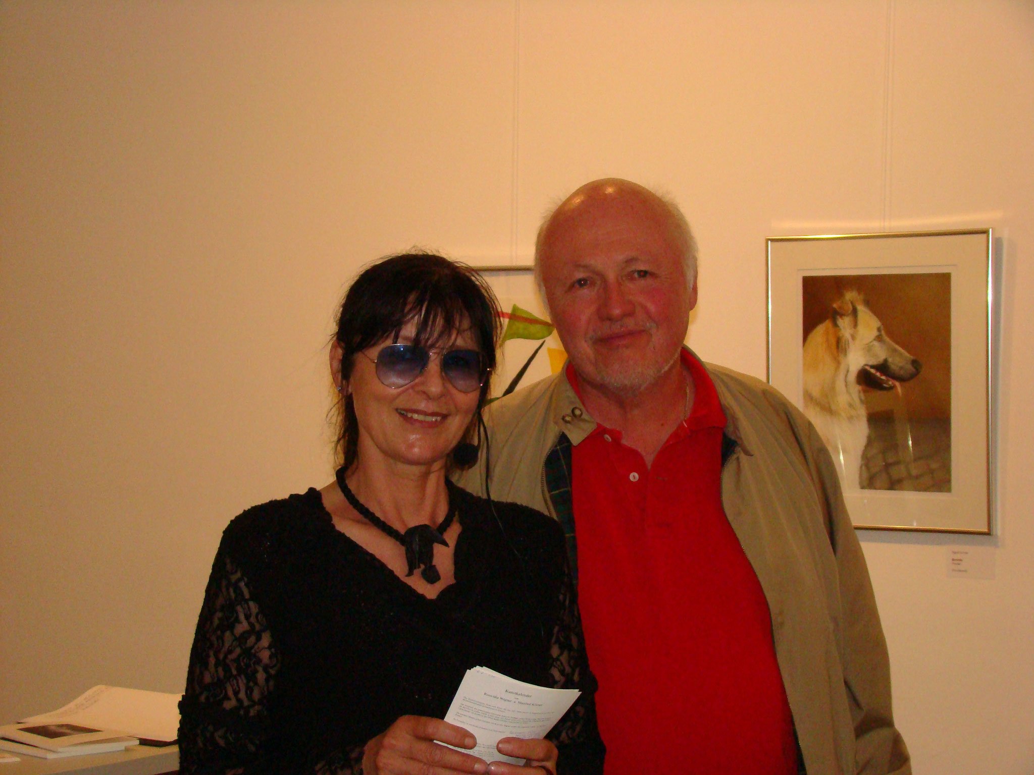 Roswitha Wagner & Peter Pohl