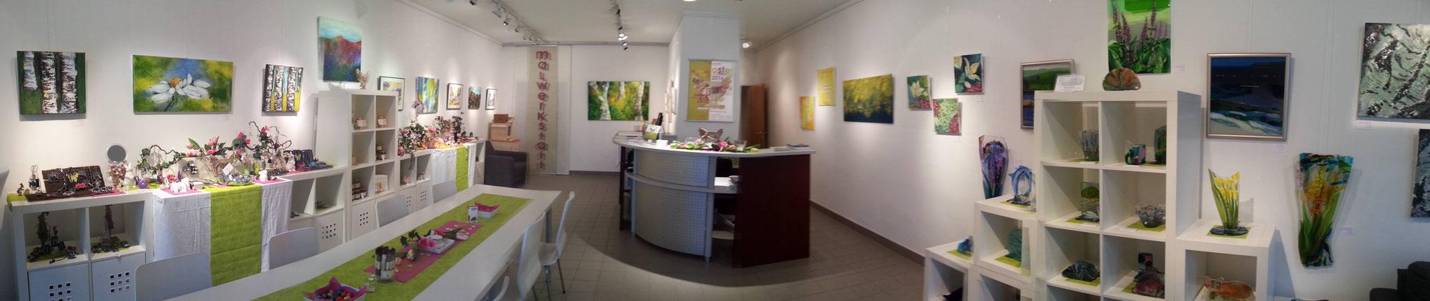 Ausstellungs-Eröffnung: Sonntag, 28. Februar 2016