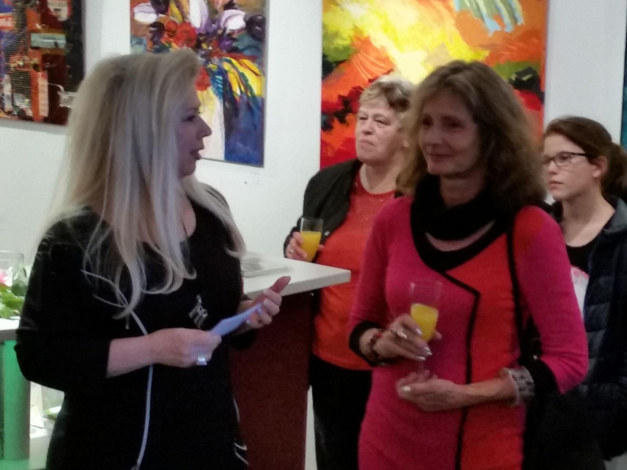 Lore Muth & Inge Krenn