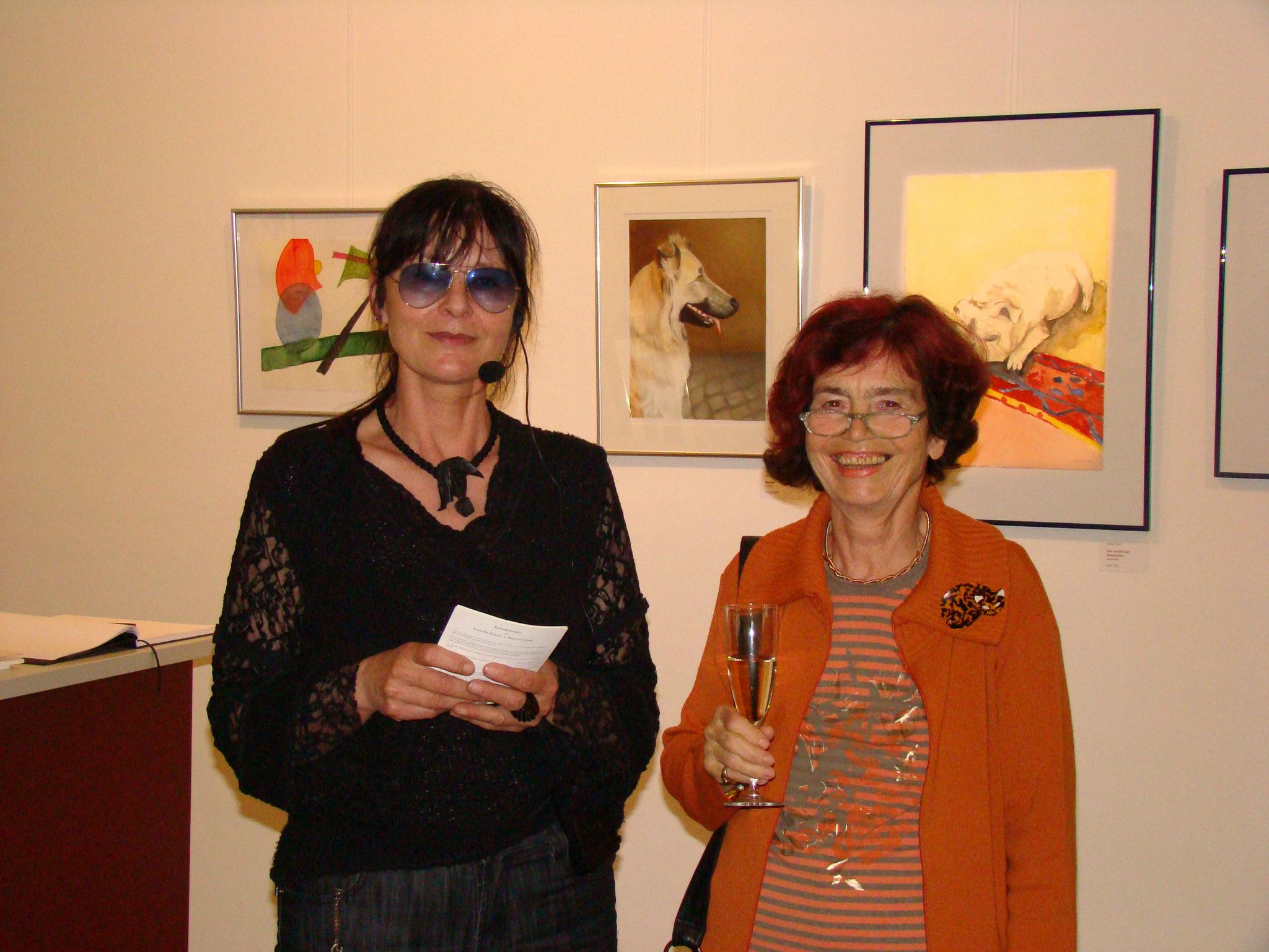 Roswitha Wagner & Leonore Rambosek