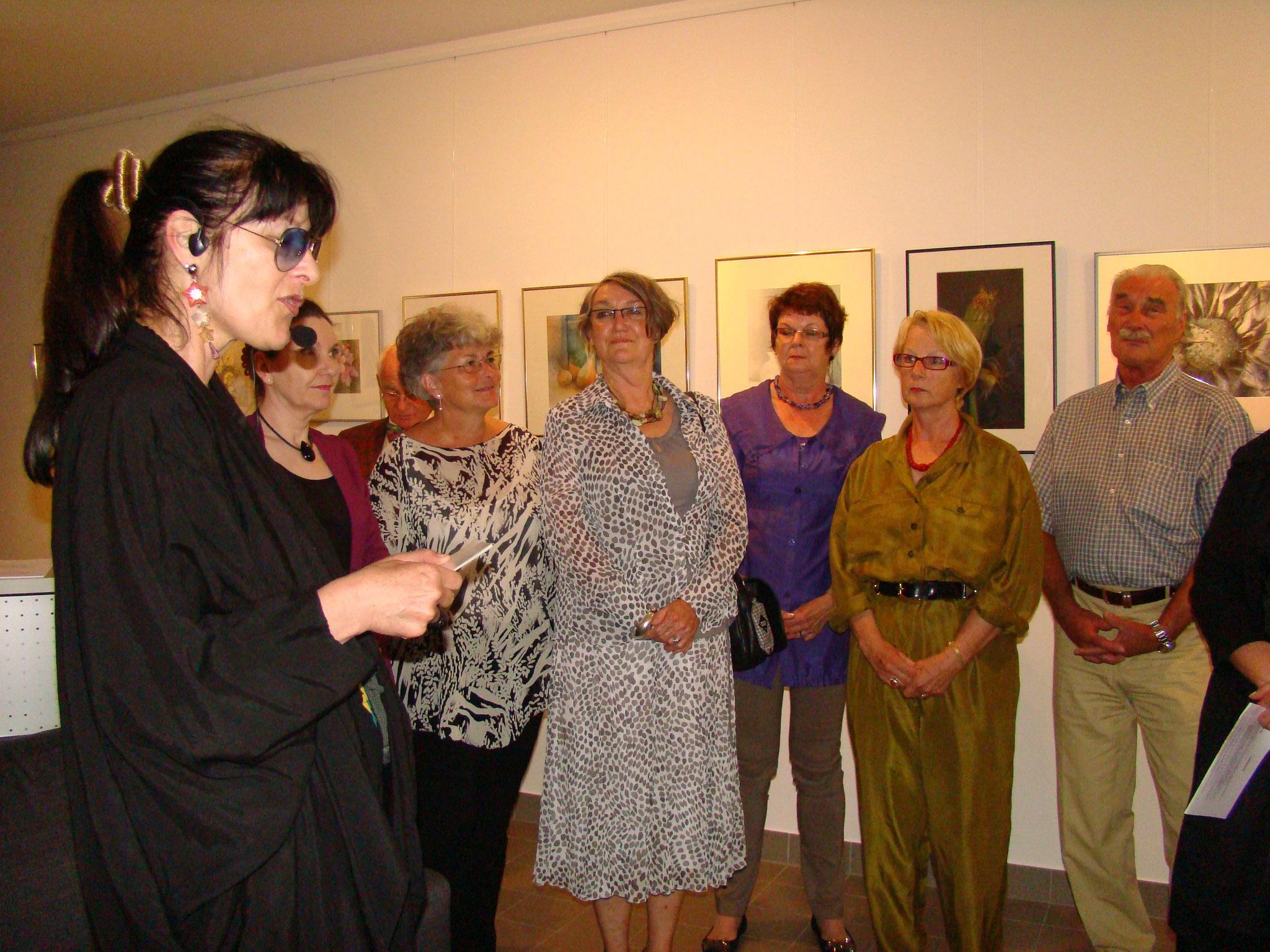 Vernissage: 14. Juni 2010 / 19:00 Uhr -  Roswitha Wagner, Evelyn Miksch, Elisabeth Dill, Anthea Fraueneder, Eva Maier, Gertrude Krumpholz, Günter Spitzer