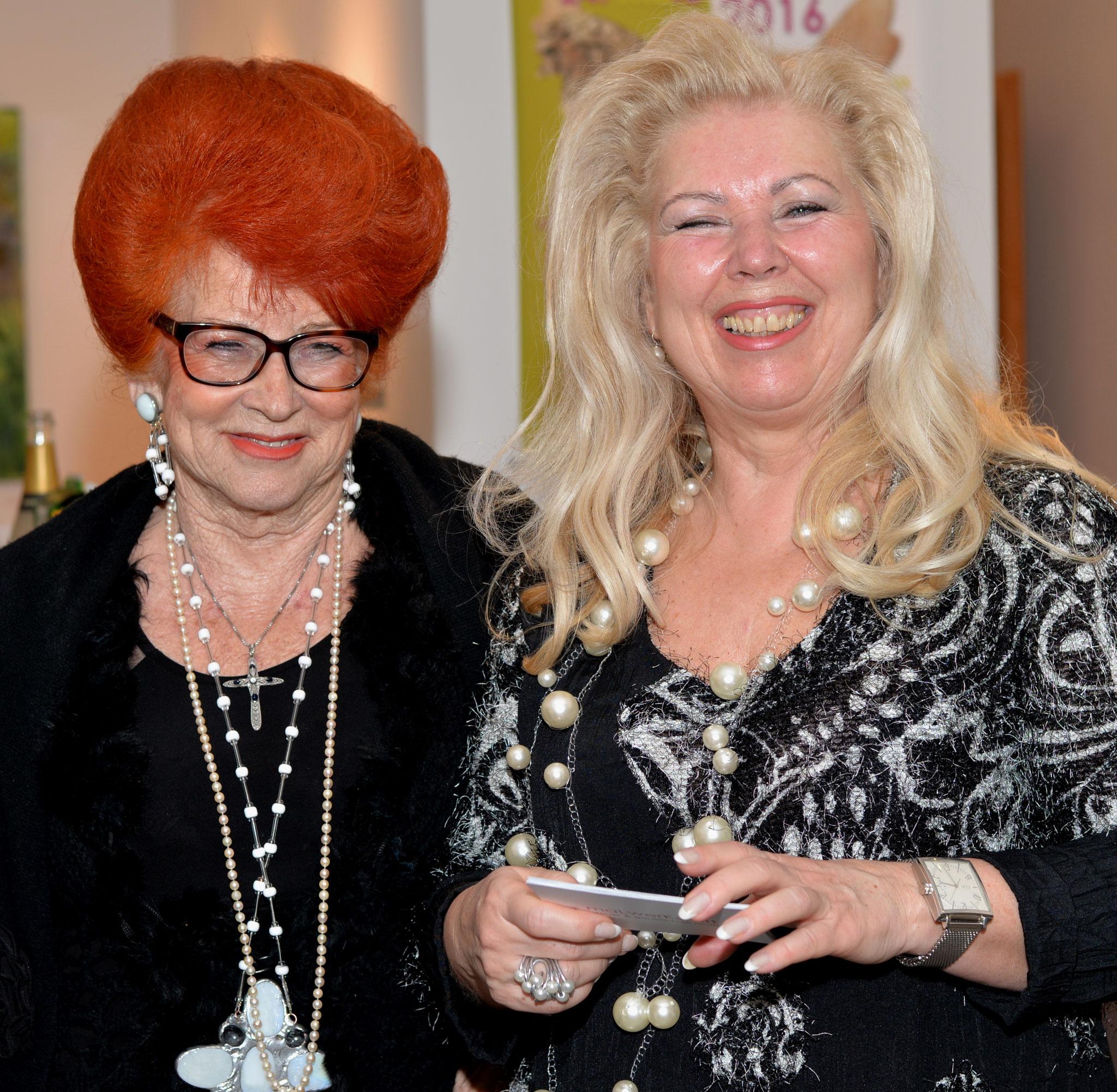 Eleonora Panzer & Lore Muth