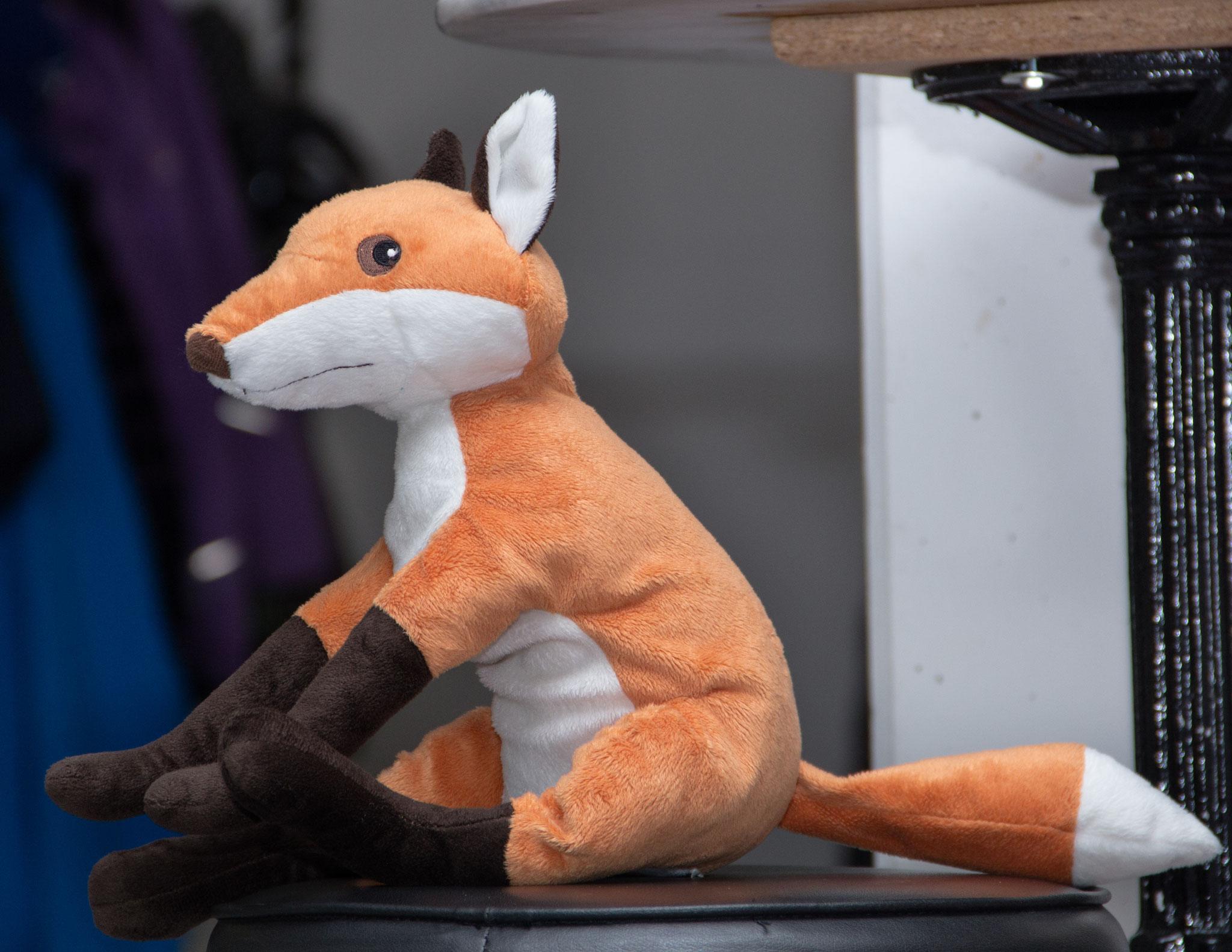 Foxy der Fuchs