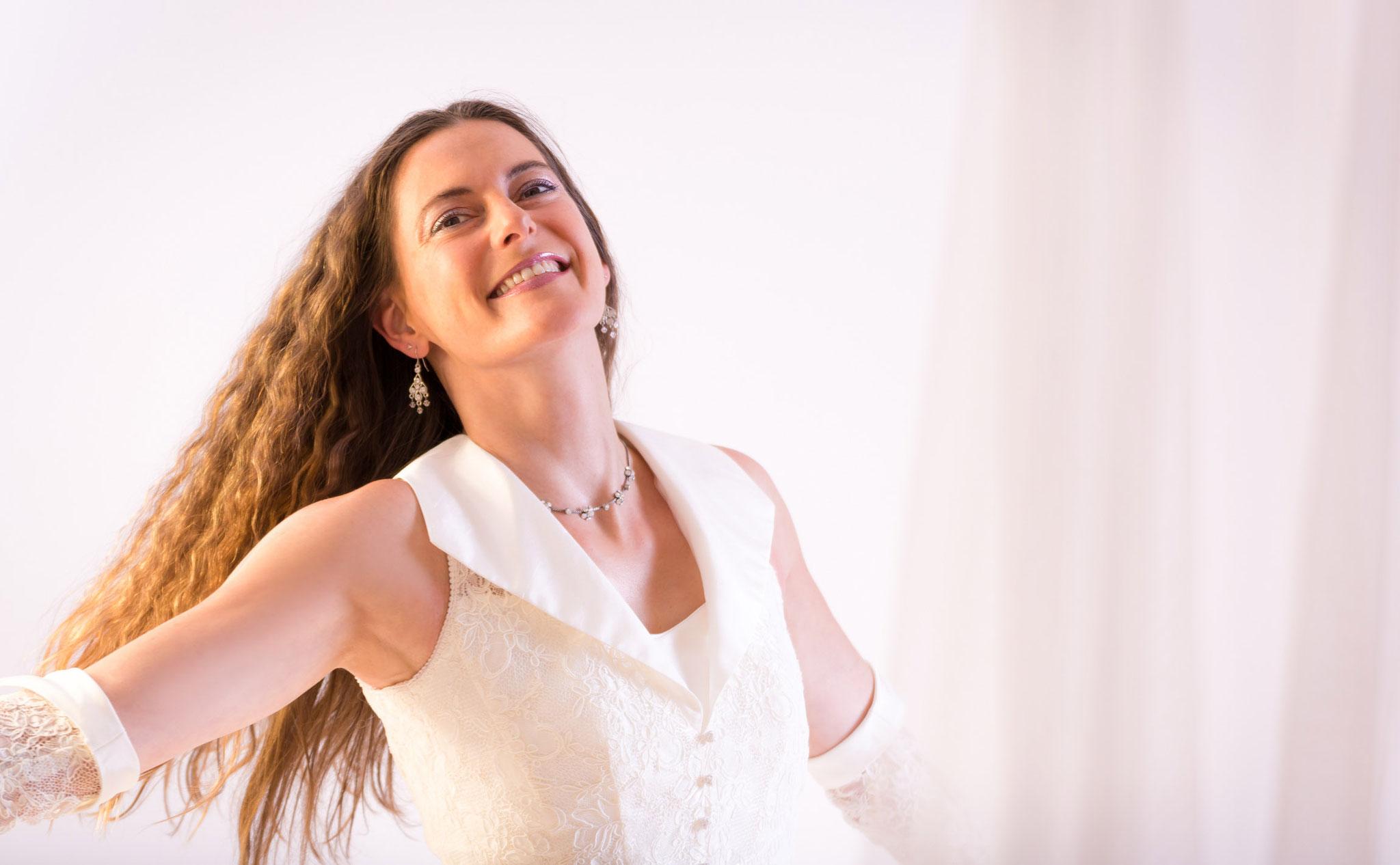 Fotos mit Freude bietet exklusive Braut Fotoshootings