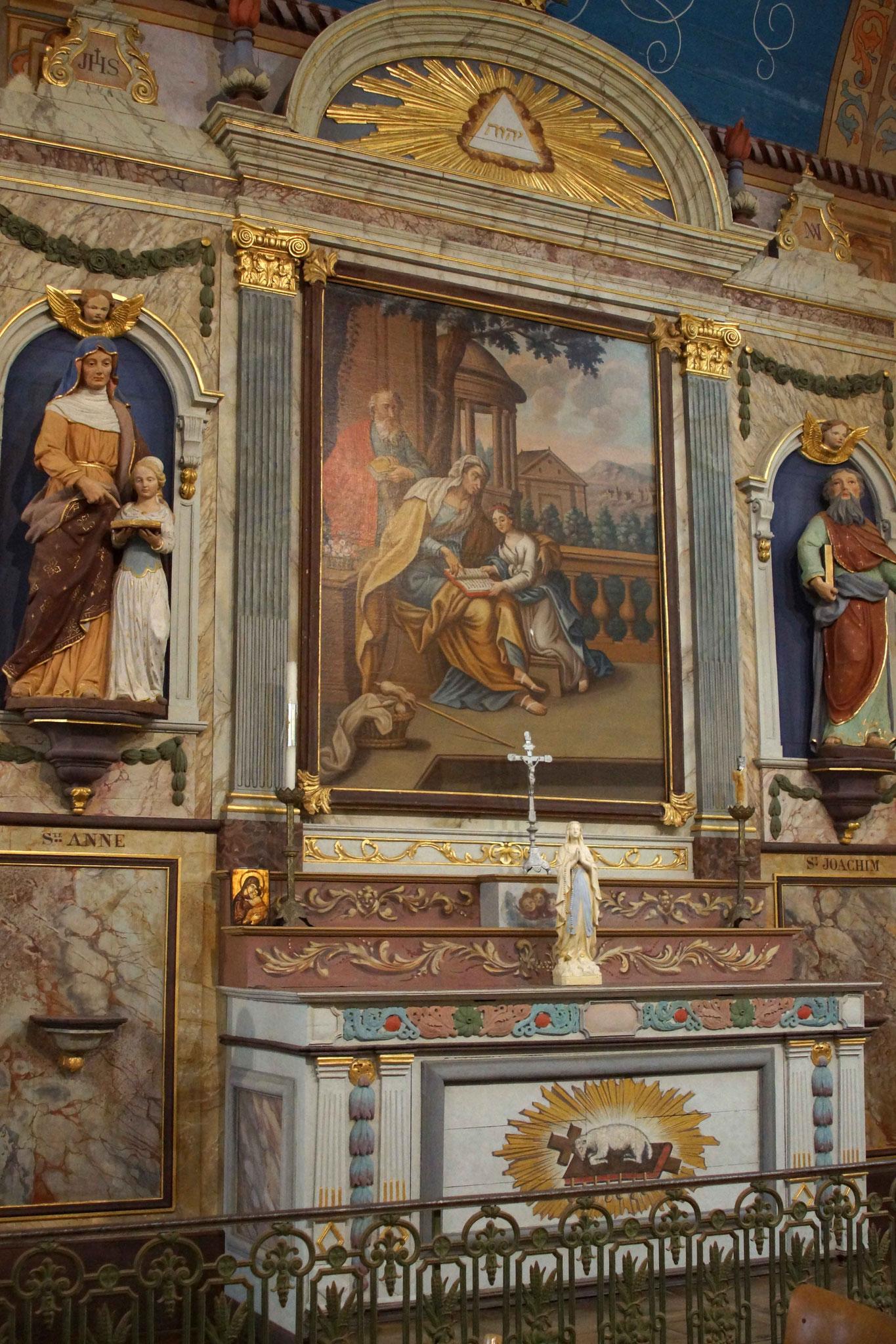 Chapelle de Liscorno, à Lannebert 2