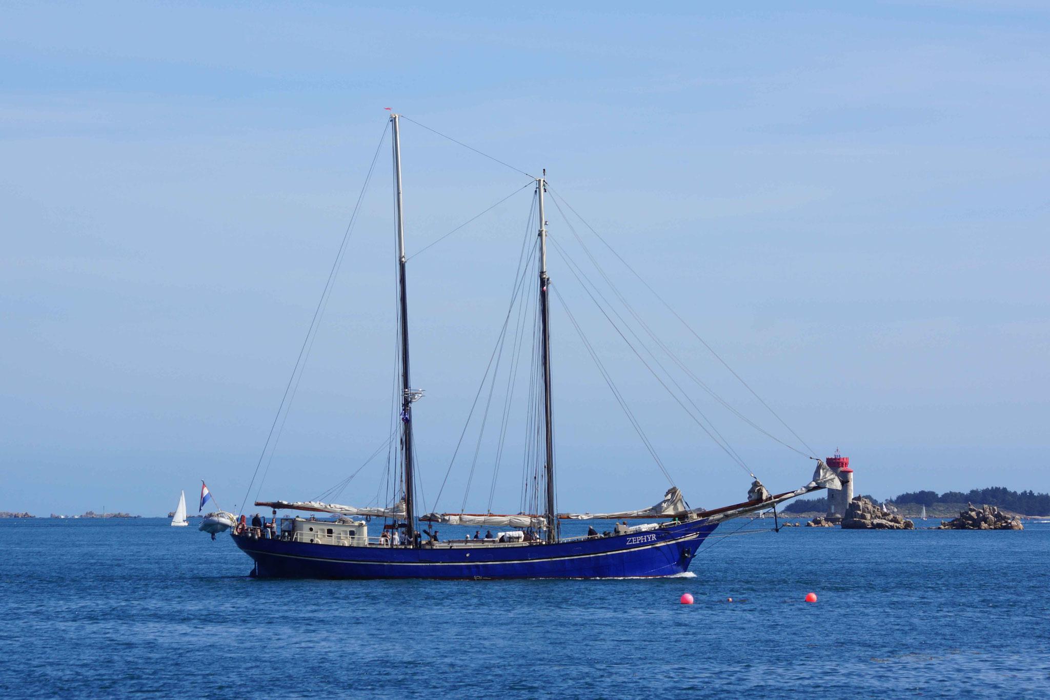 Zéphyr à Loguivy De La Mer