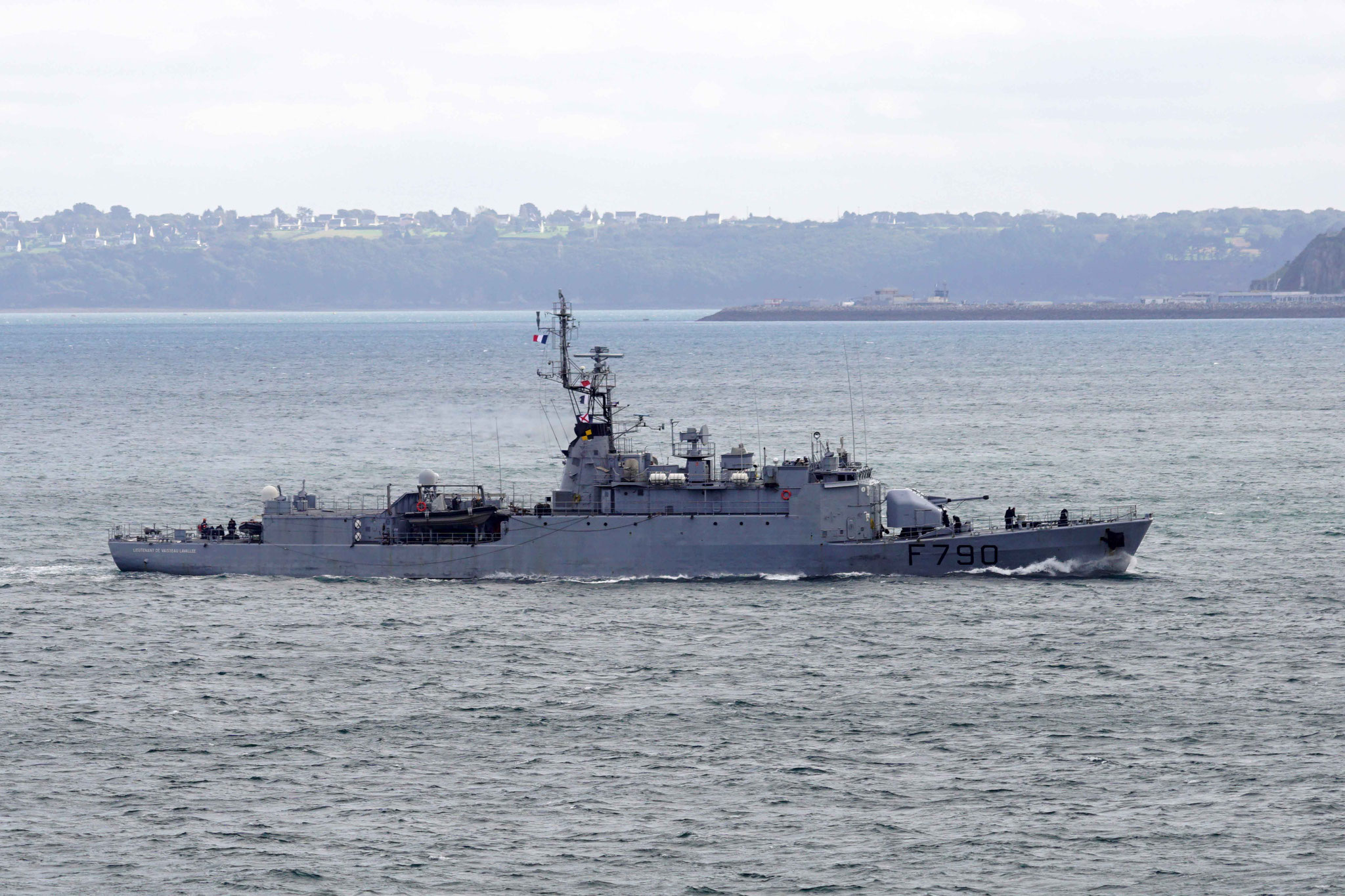 Lieutenant de Vaisseau Lavallée, DSC00725