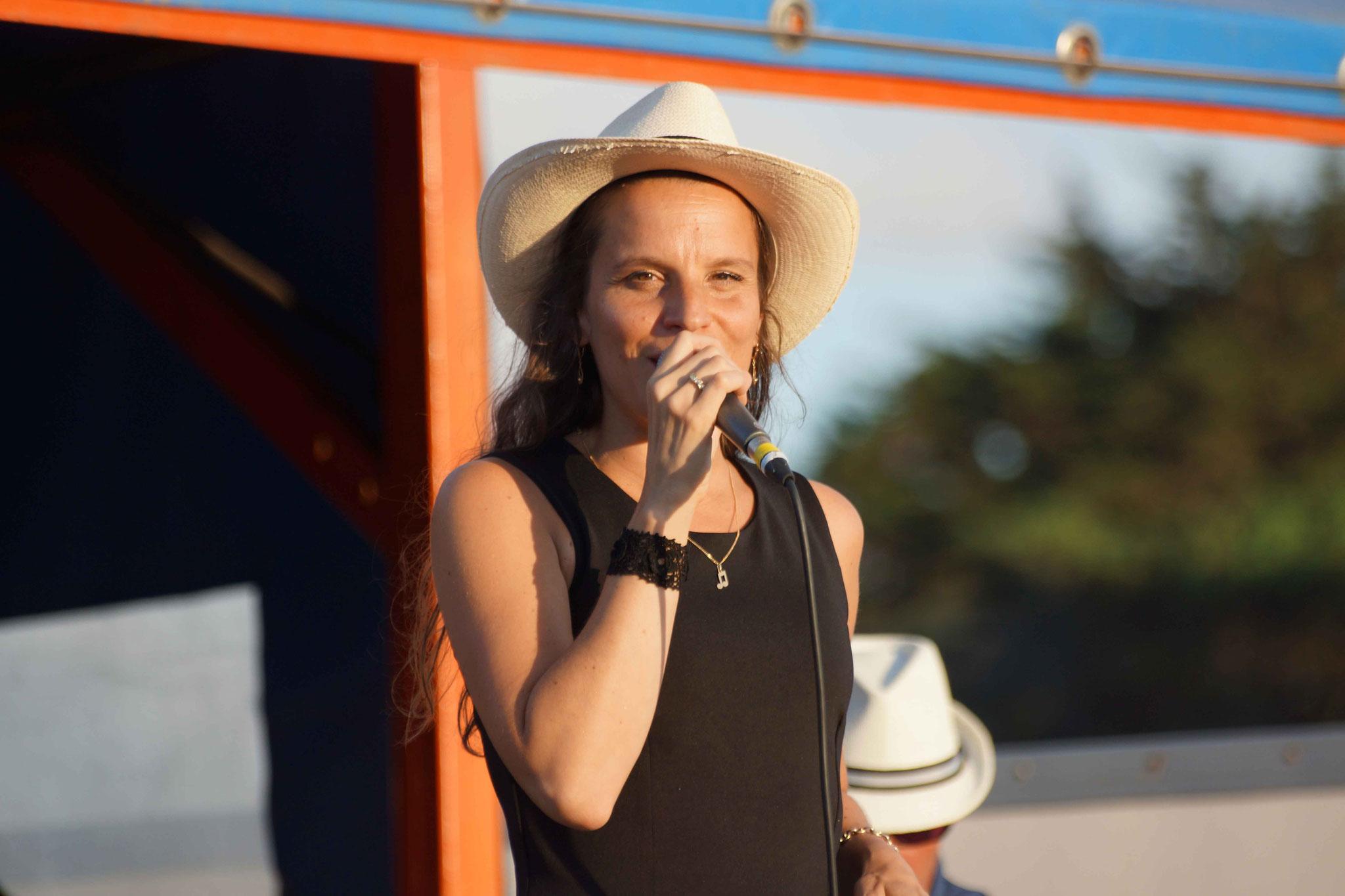 Clarisse Lavanant, Moguériec, samedi 30 juillet 2016