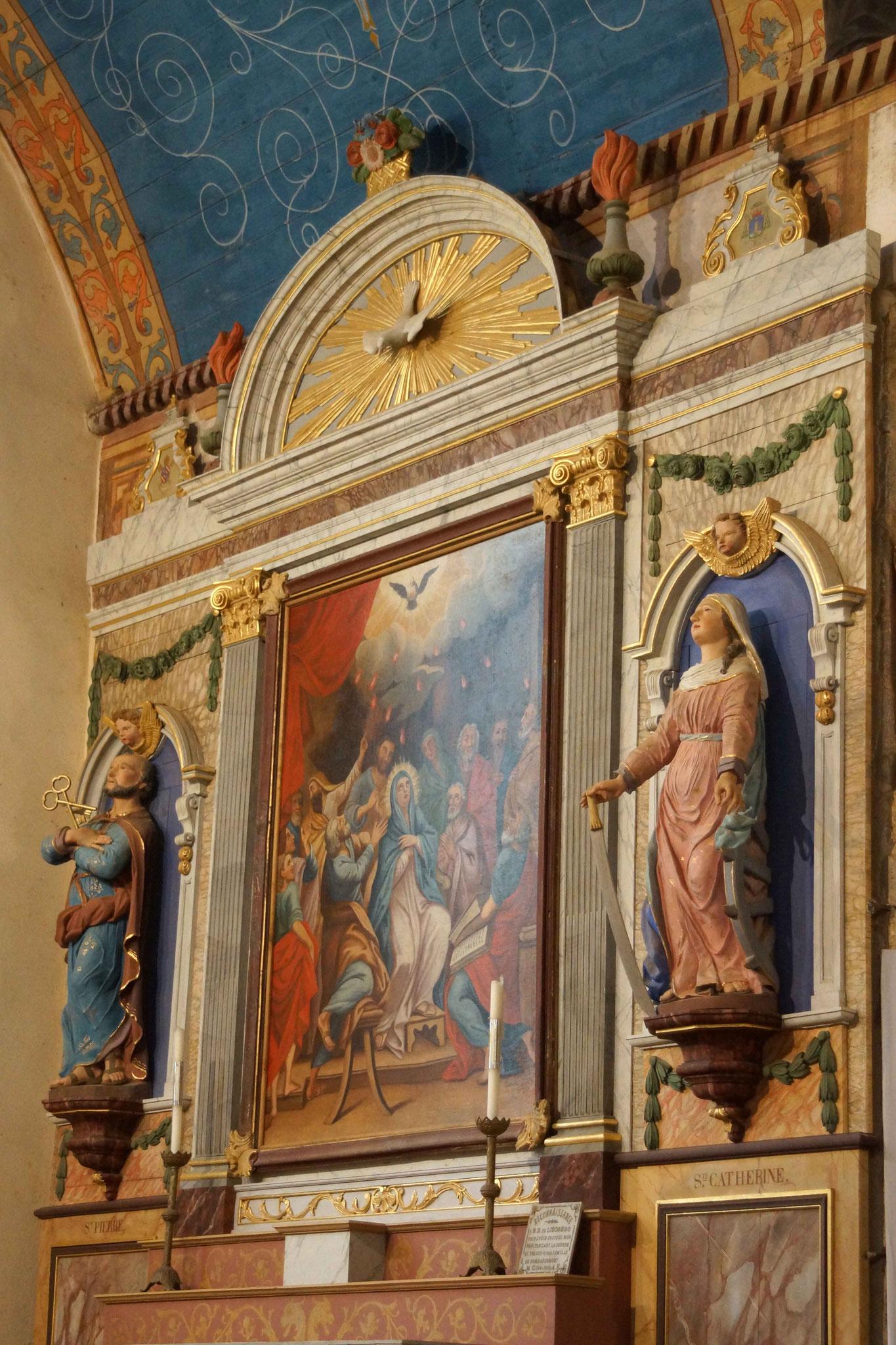 Chapelle de Liscorno, à Lannebert 9