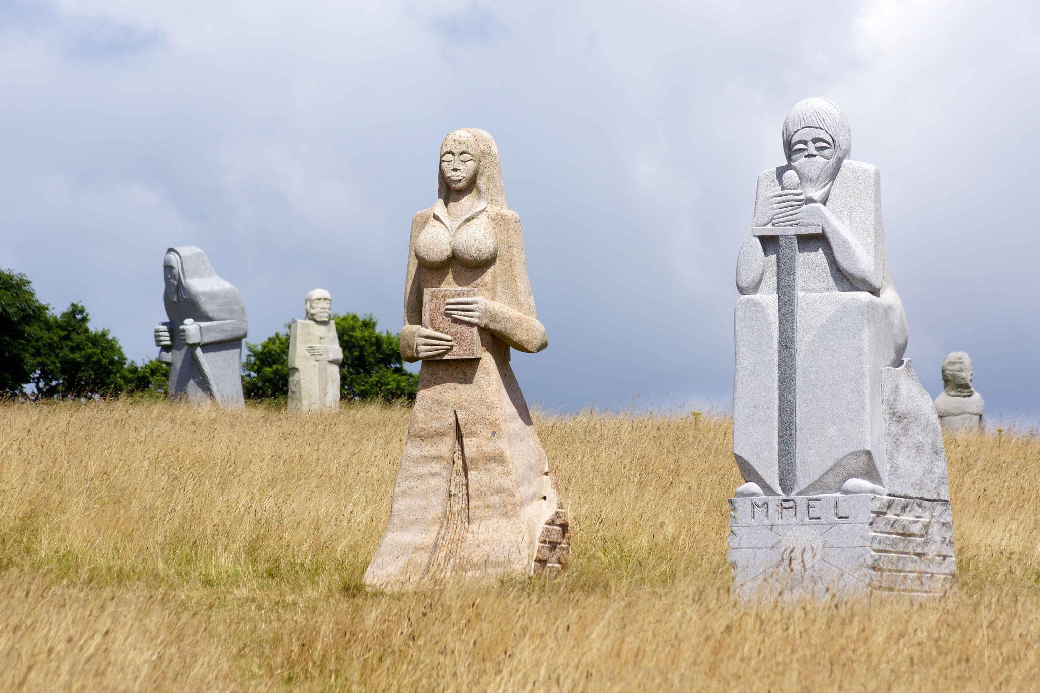 Sainte Brigitte et Saint Maël 2