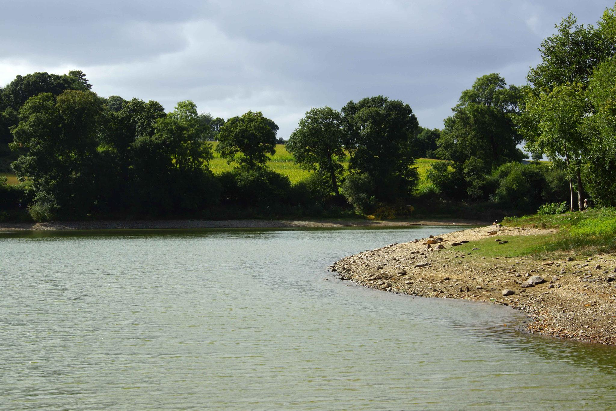 Lac de Bosméléac 11