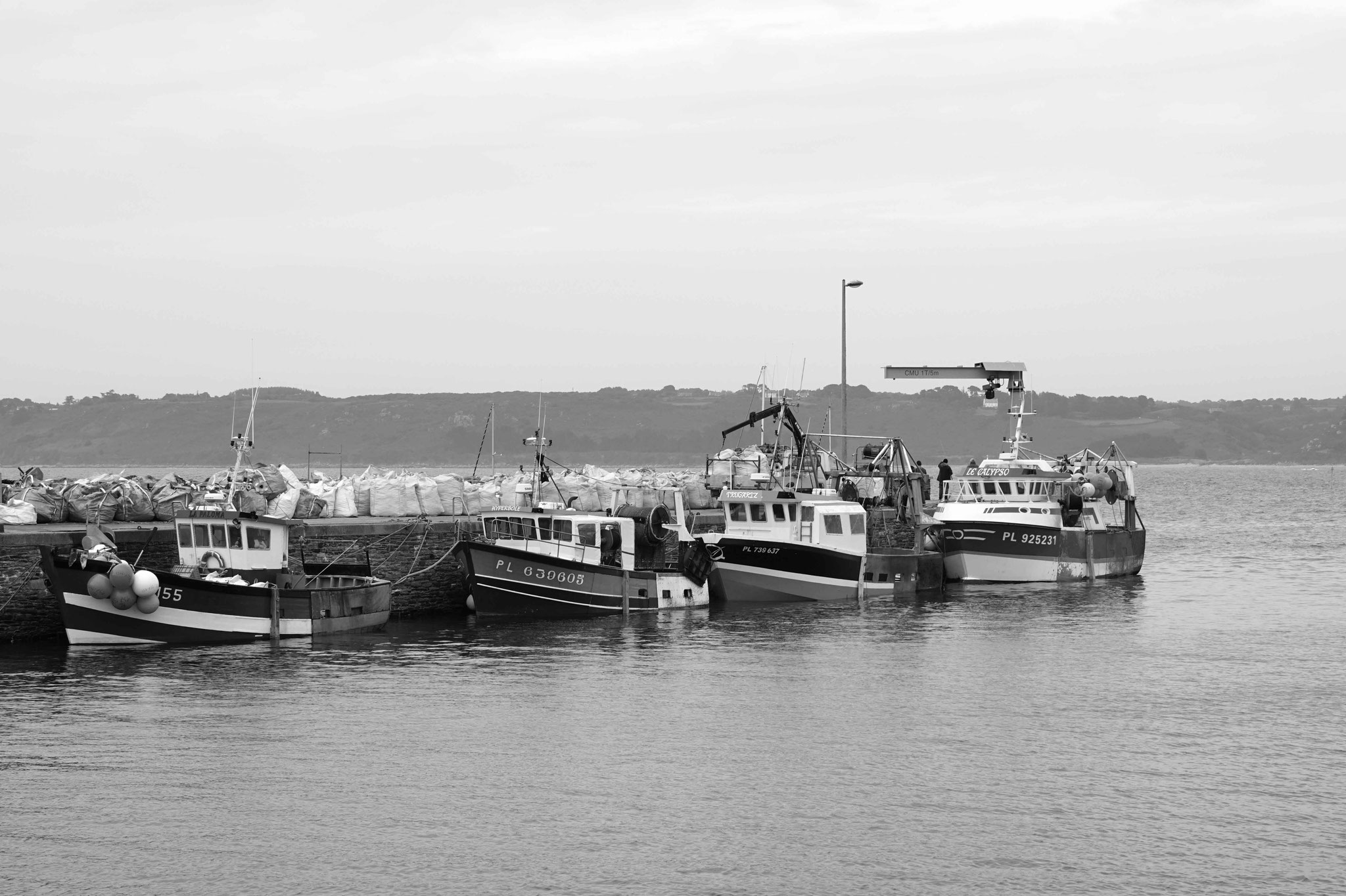 Port de pêche de Locquémeau