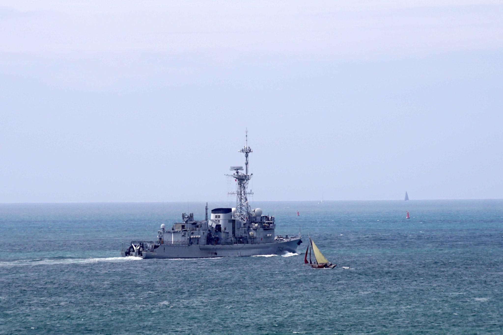 Vers la mer D'Iroise