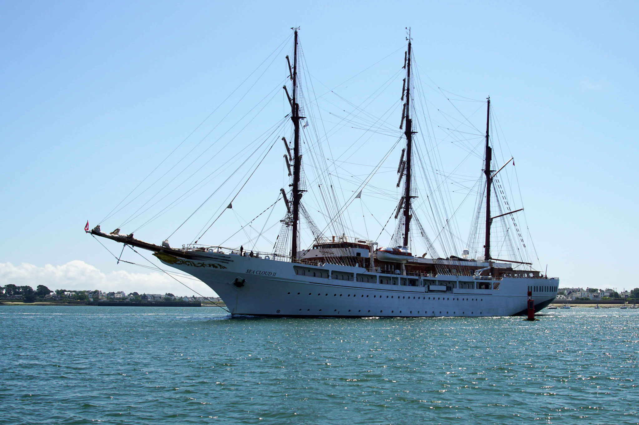 Sea Cloud II, DSC058801