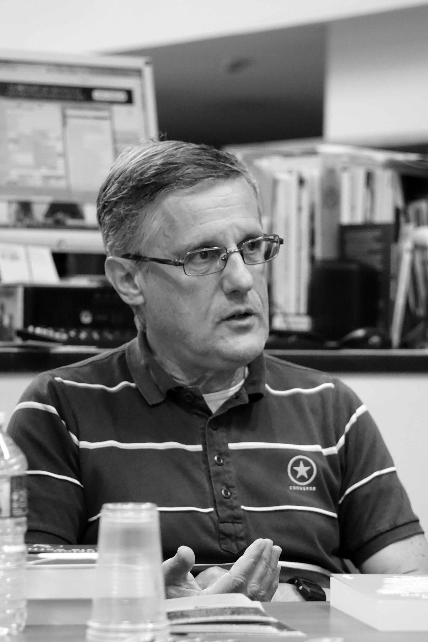 """Valerio Varesi ~ Rencontre à la librairie Gwalarn pour son roman """"Les ombres de Montelupo"""" ; Mardi 15 mai 2018"""