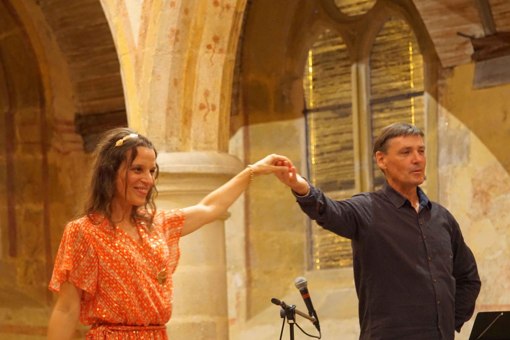 Eglise de Morieux ~ Mercredi 21 Août 2019 avec Jean Marc Amis