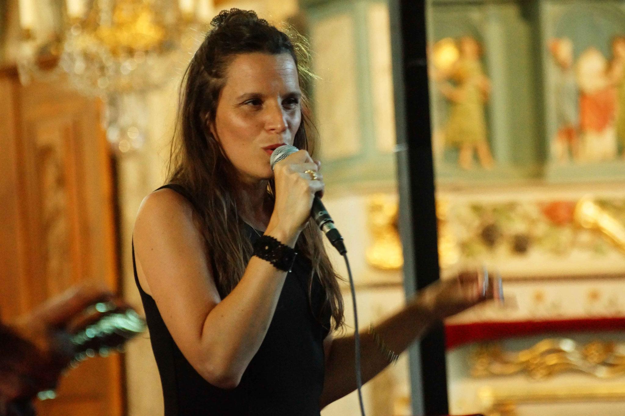 Concert de Guimilliau avec Jean-Marc Amis, Vendredi 5 août 2016