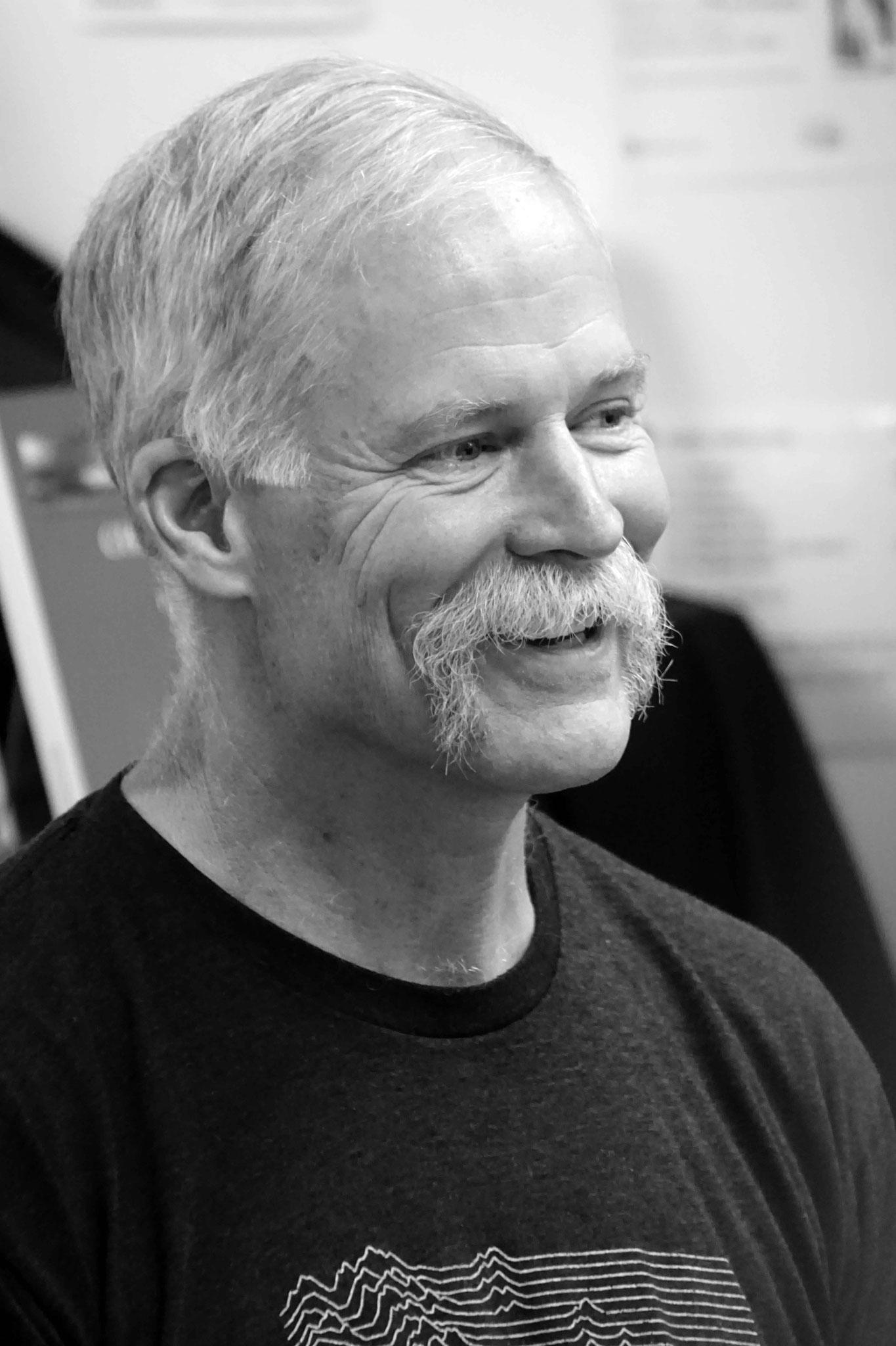 """Pete Fromm ~ Rencontre à la Librairie Gwalarn pour son roman """"La vie en chantier"""" ; Mercredi 2 octobre 2019"""
