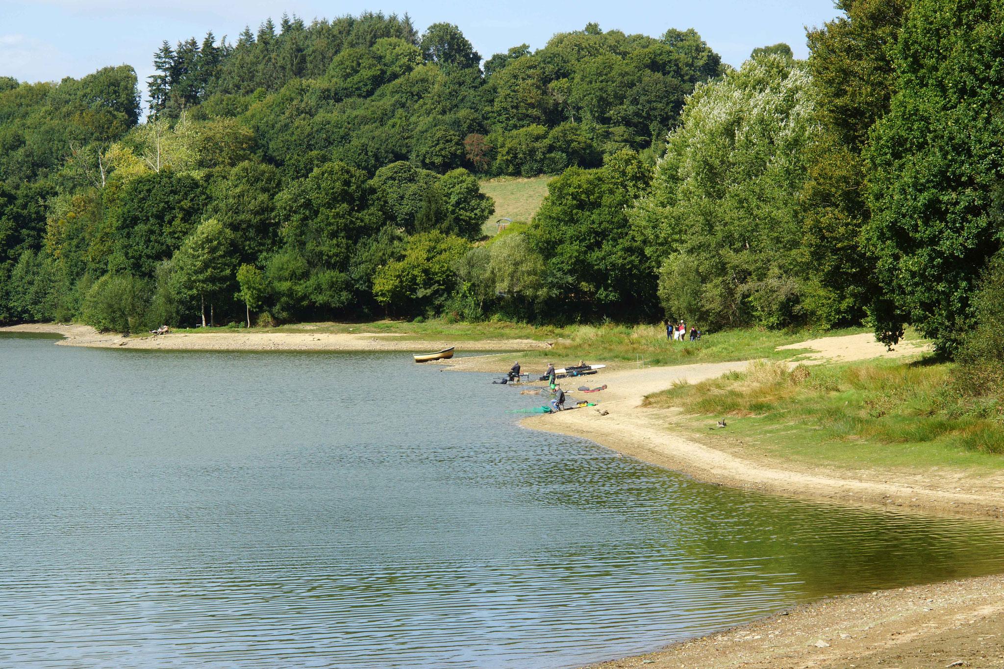 Lac de Bosméléac 9