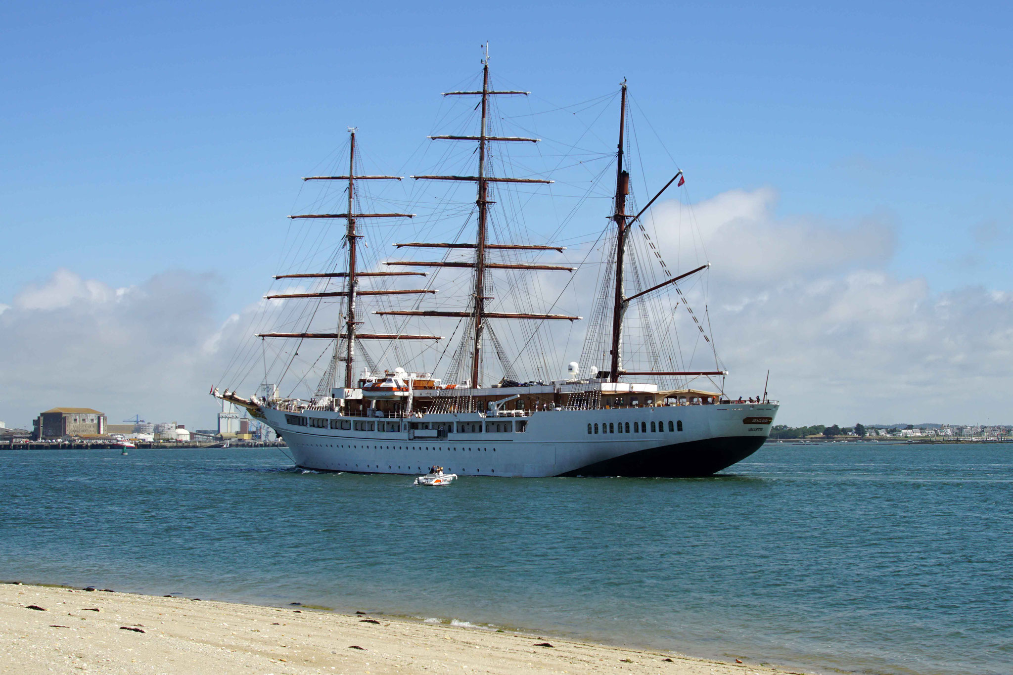 Sea Cloud II, DSC058813