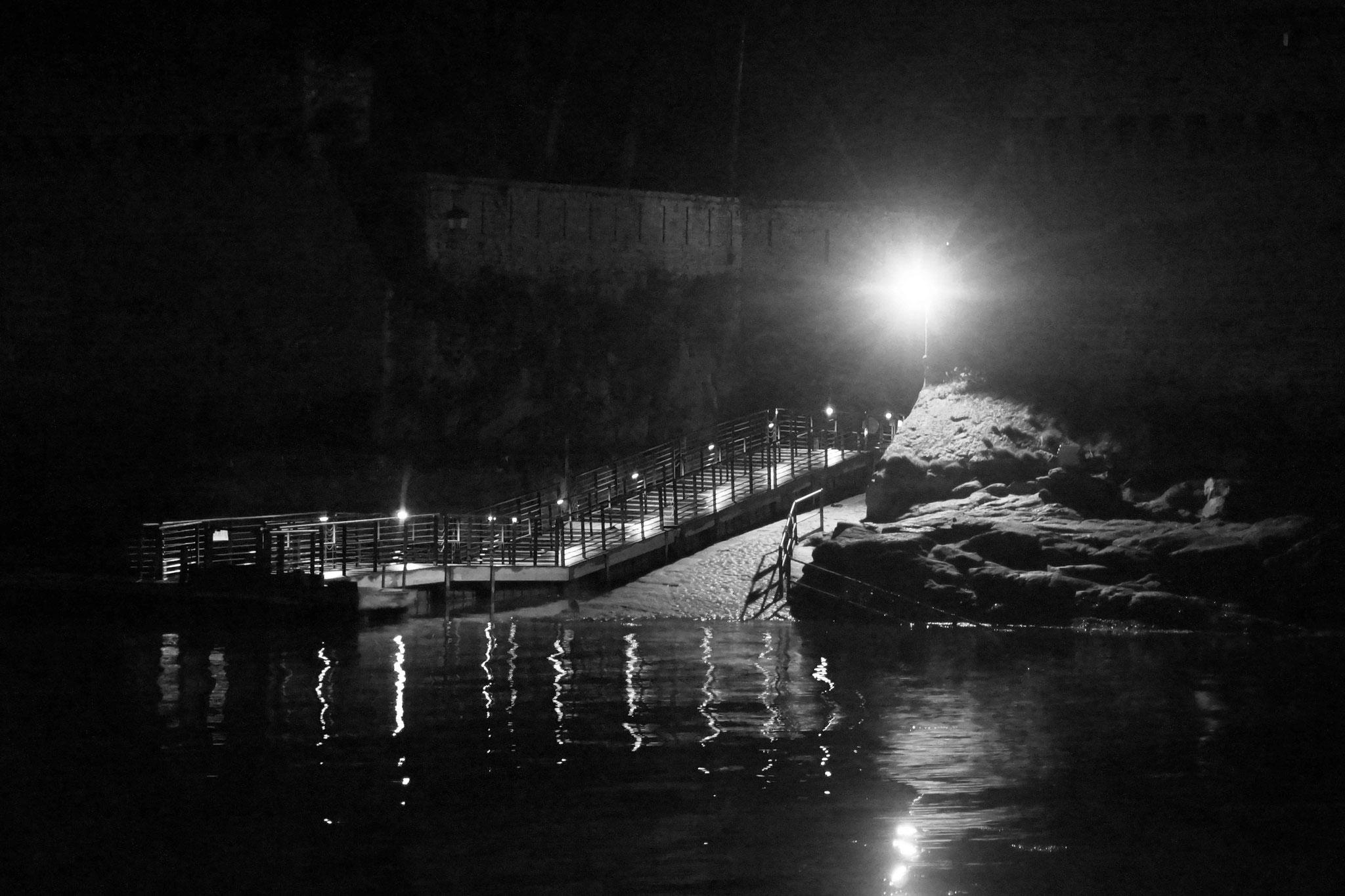Lumières nocturnes concarnoises