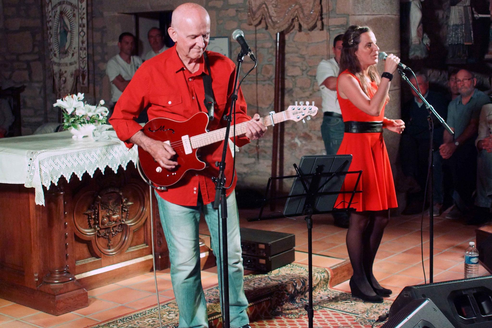 Concert de Kermaria Sulard, 28 août 2016 ; 1