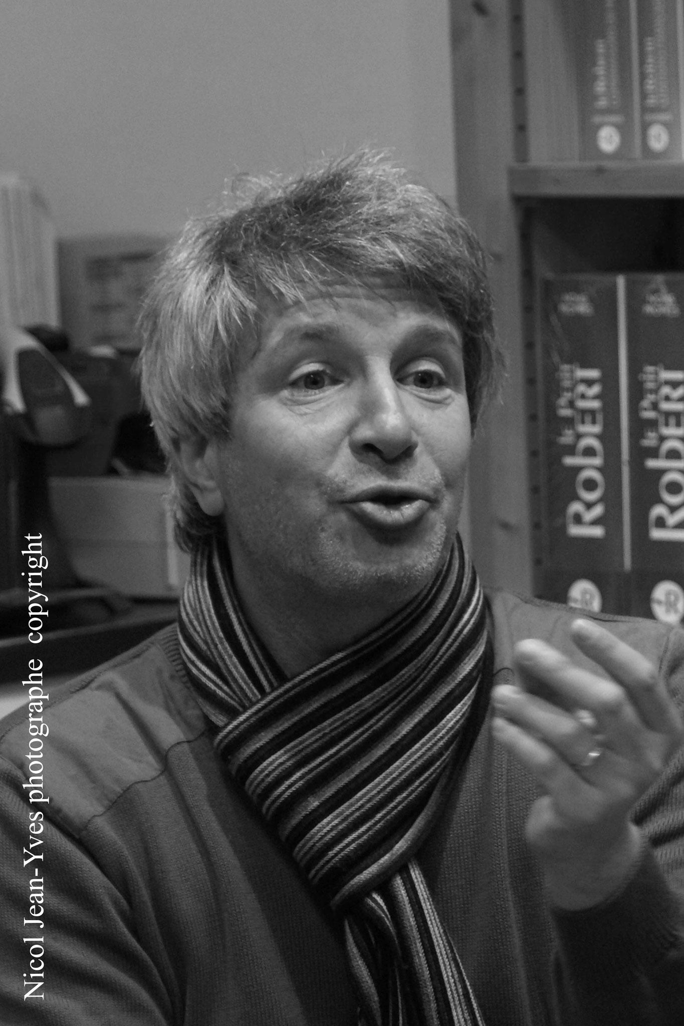"Eric Vuillard ~ Rencontre à la Librairie Gwalarn pour son roman ""14 juillet"" ; Jeudi 3 novembre 2016"