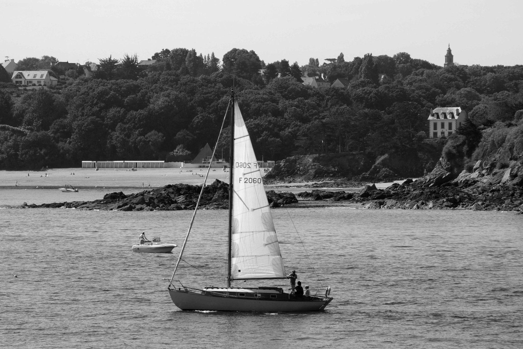 Fin d'été à Saint Quay Portrieux