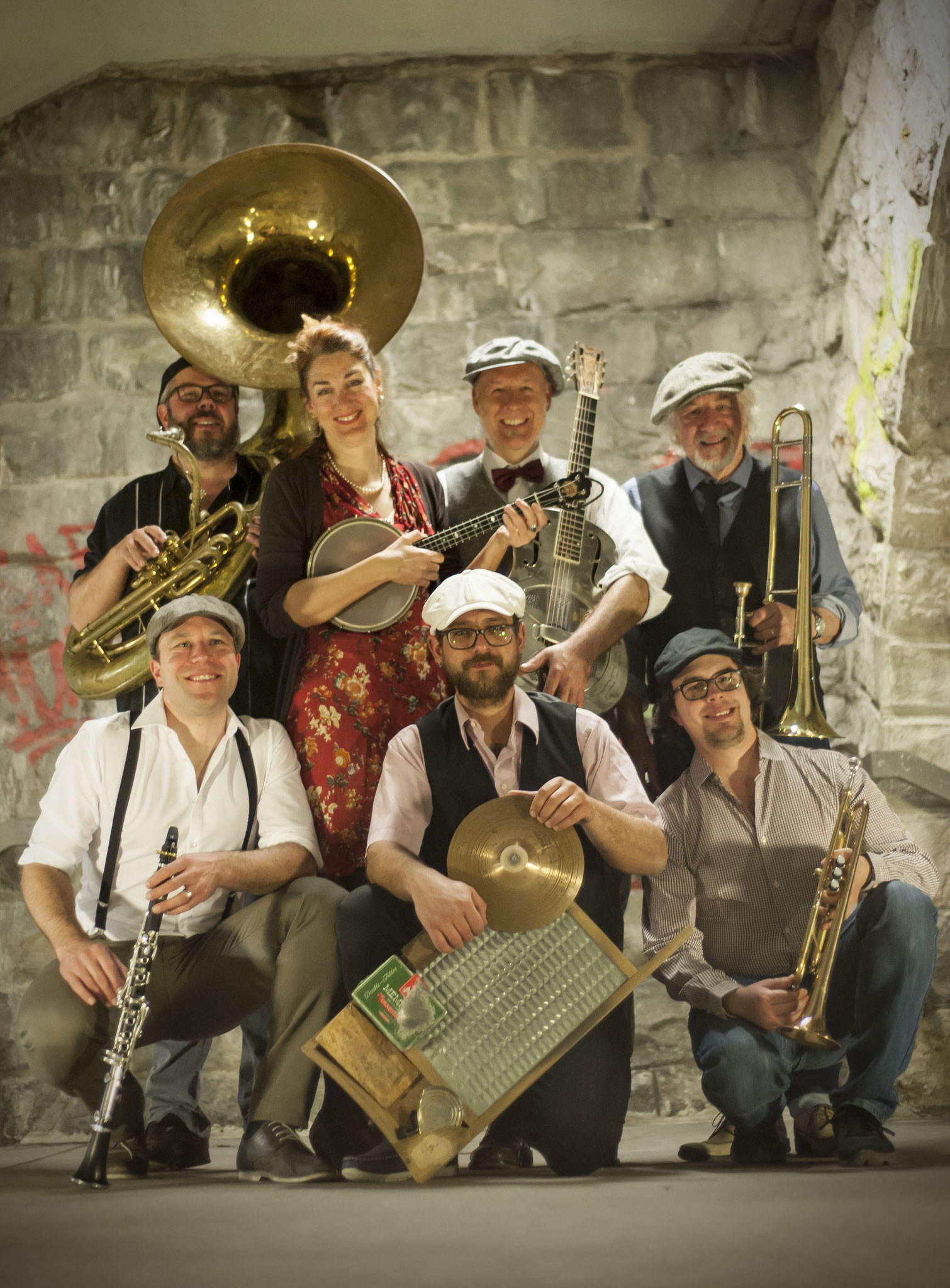 The Red Hot Serenaders Orchestra