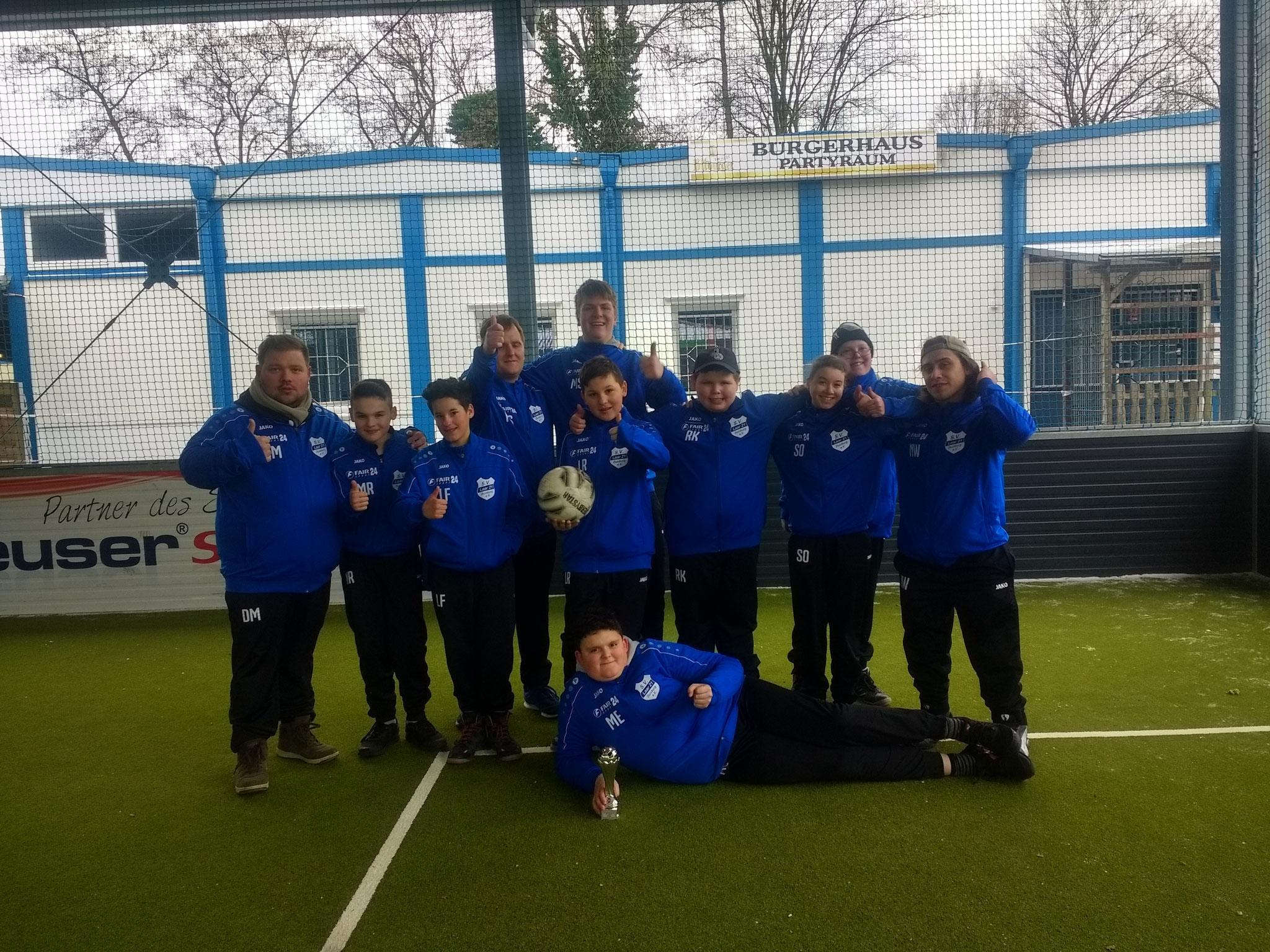 24.März U16 Turnier in Solingen
