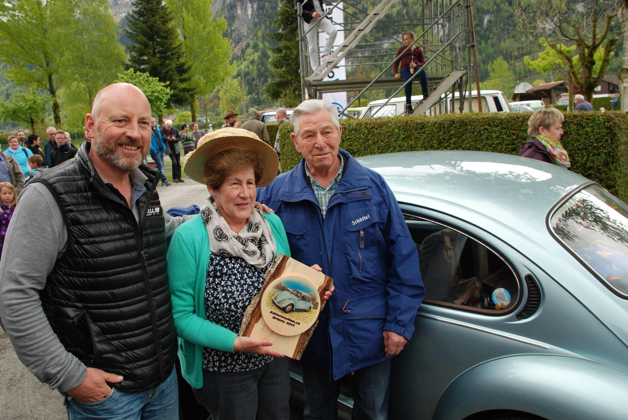 VW Käfer von Elisabethe Baumgardner (Kategorie Liebling von Gastgebern Susanne + Marcel Zysset)