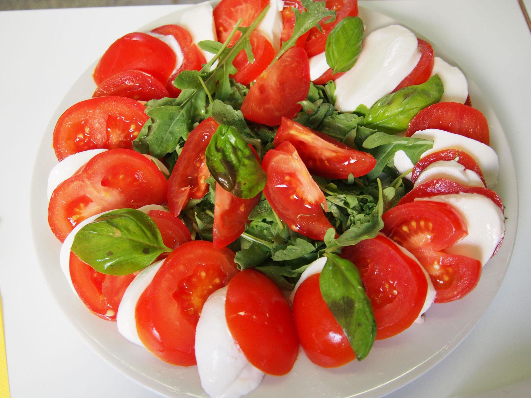 leckeres und gesundes Essen © Maria Fiedler