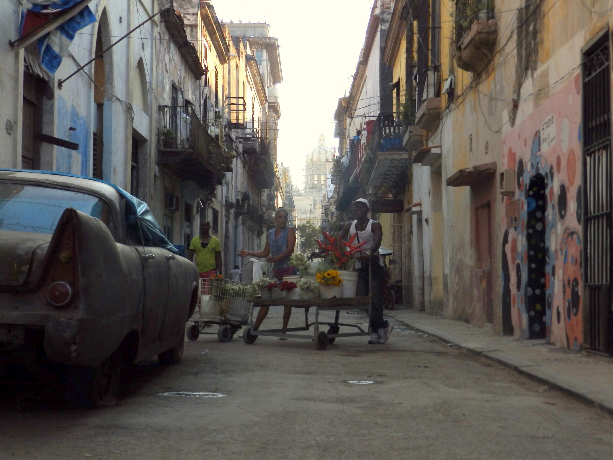 Die Straßen von Havanna ©SimoneGotthardt