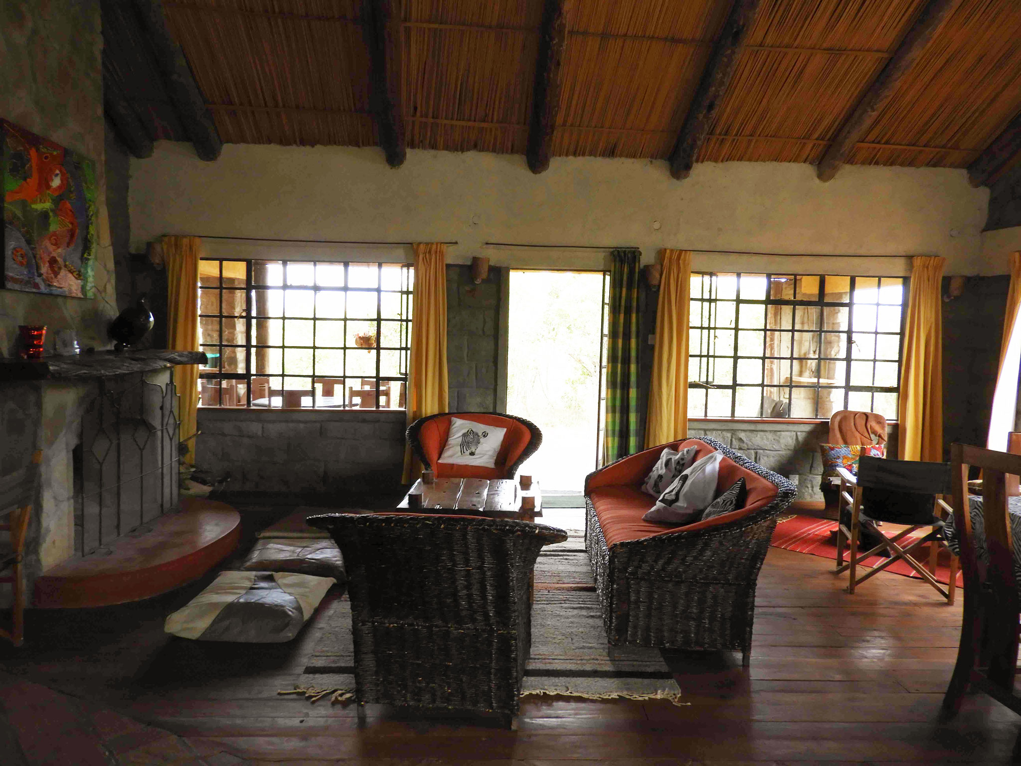 Gelassenheit durch Resilienz in Kenia - Sandai Lodge