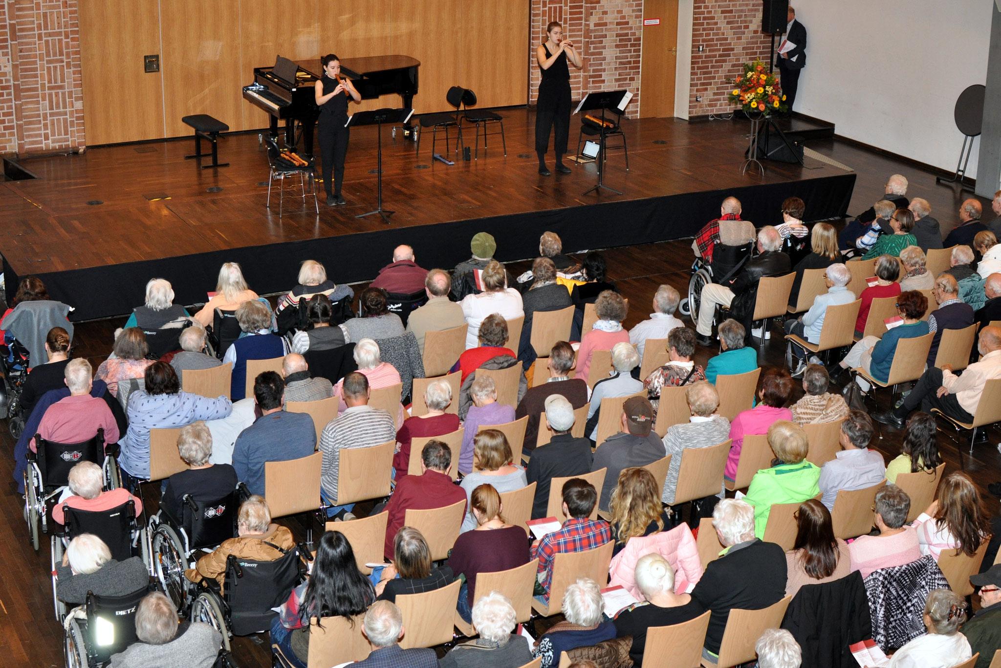 Konzert in Kooperation mit der Hochschule für Musik am 13.11.2019