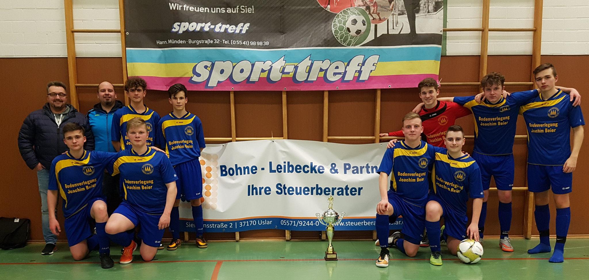 SVG Einbeck B-Jugend