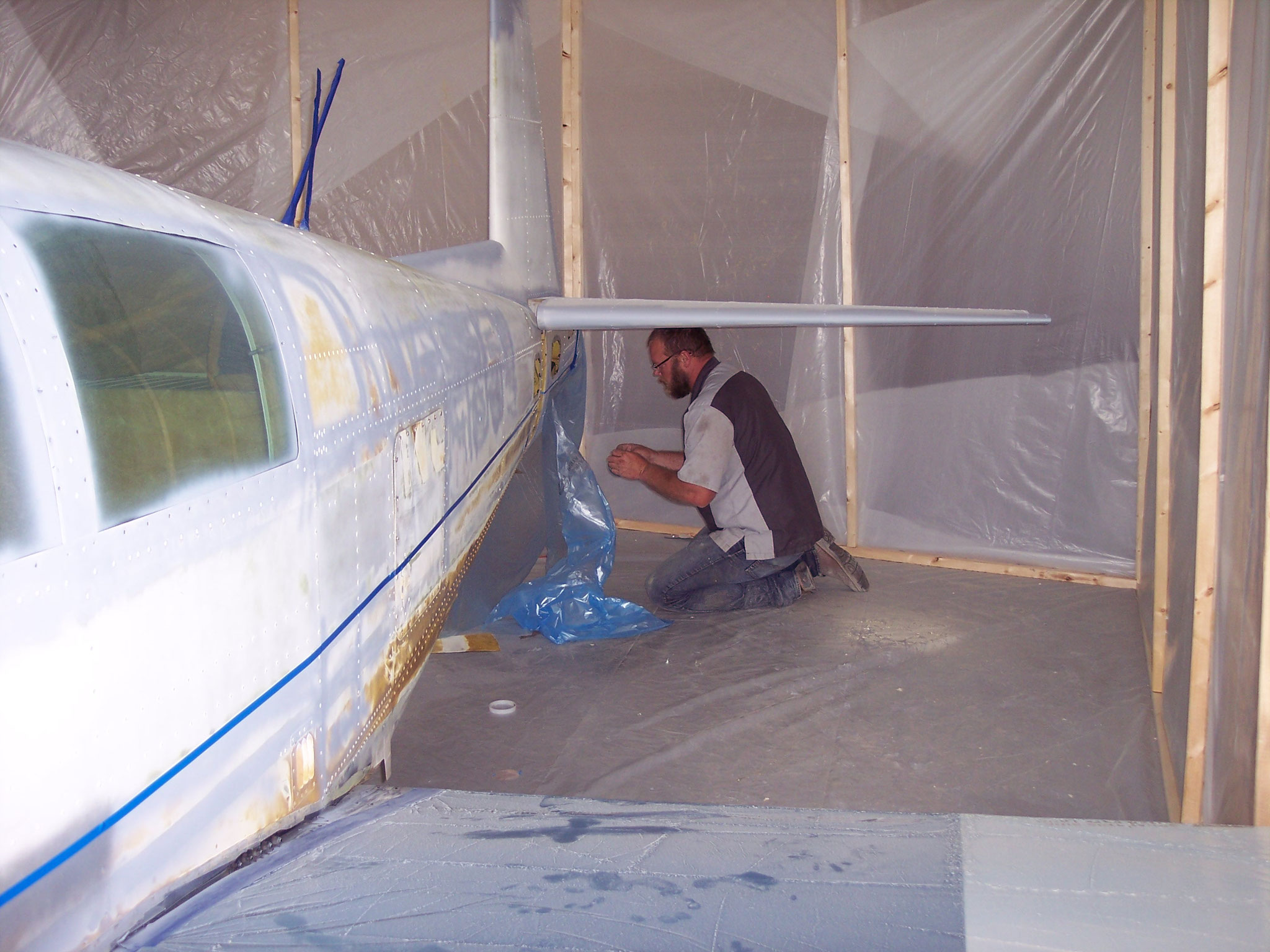 1970 M20E Mooney Restoration