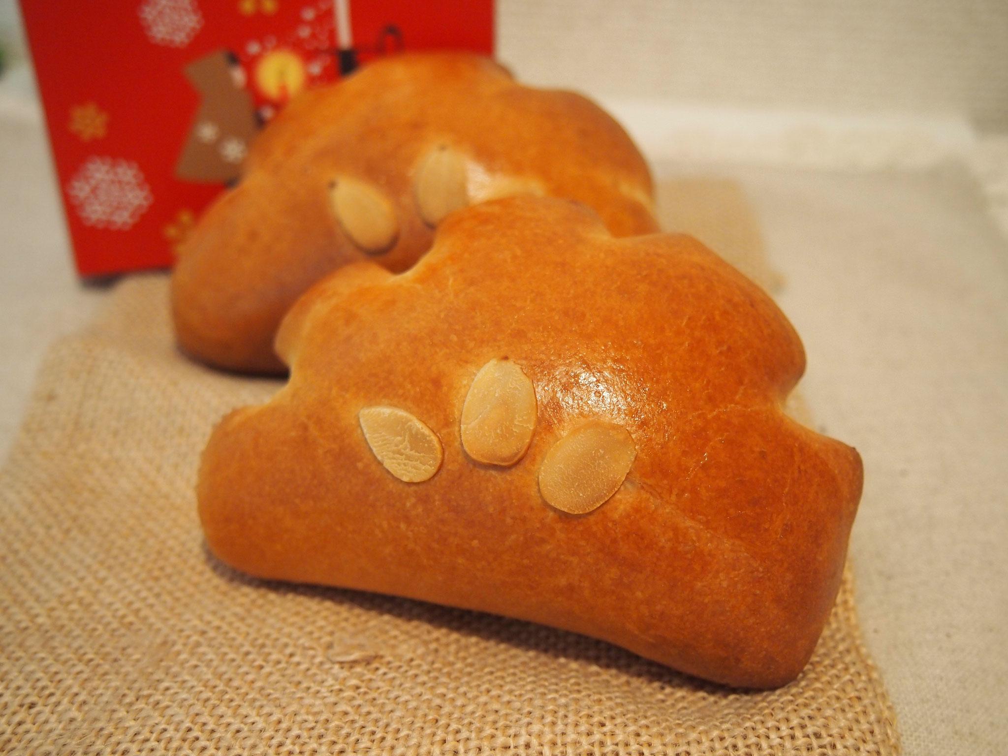 クリームパン(カスタードも作ります)