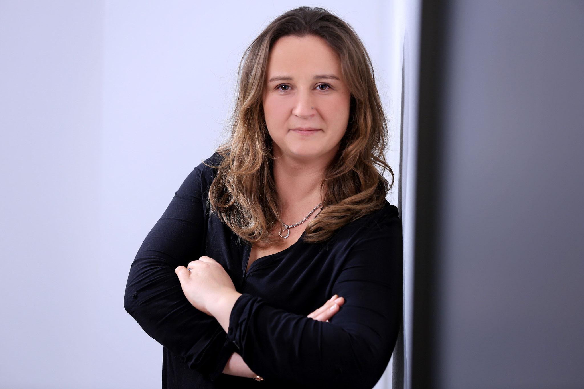 Jana Berthold, Versorgungsmanagerin