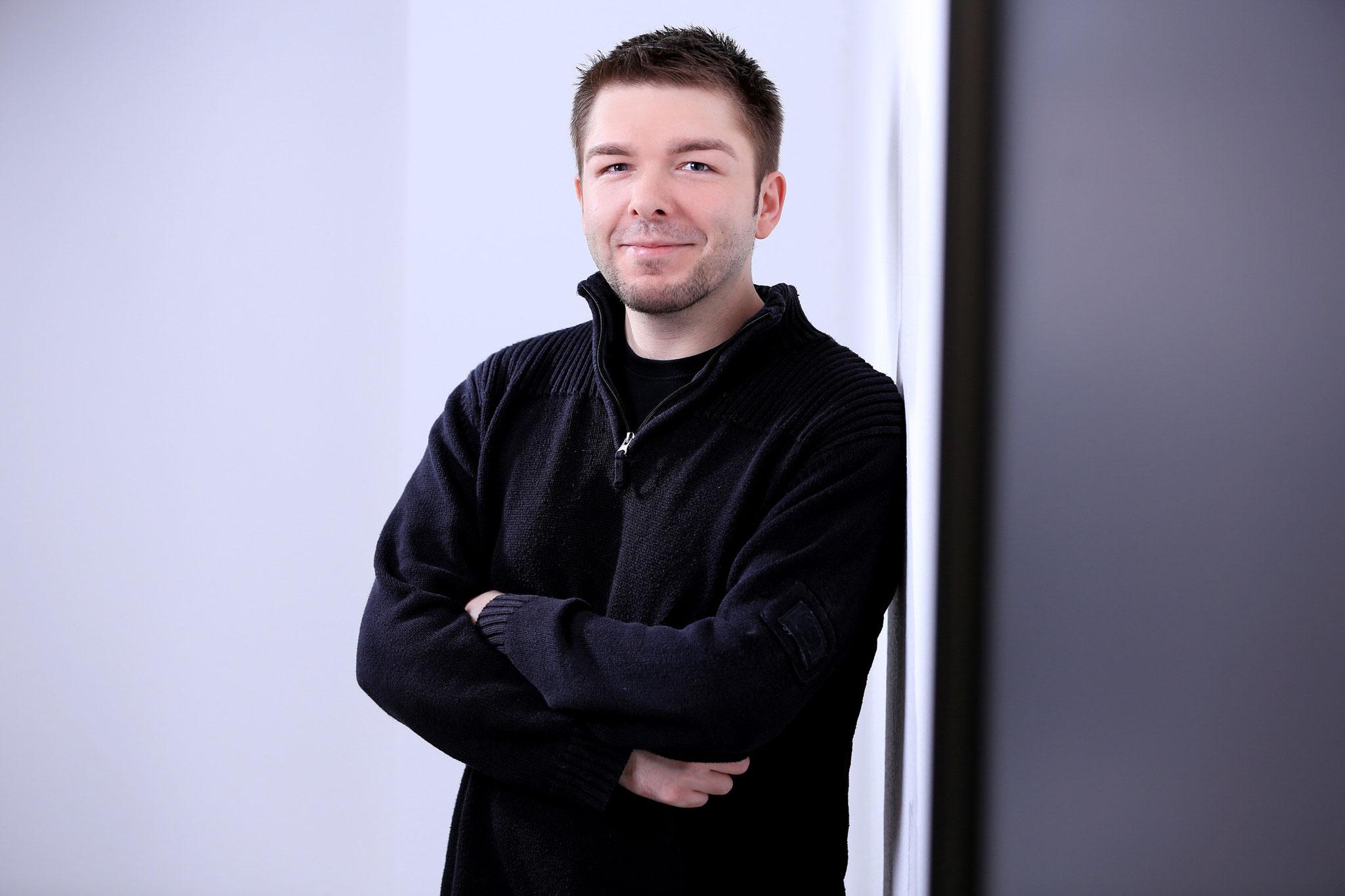 Daniel Savic, Assistent der Geschäftsleitung