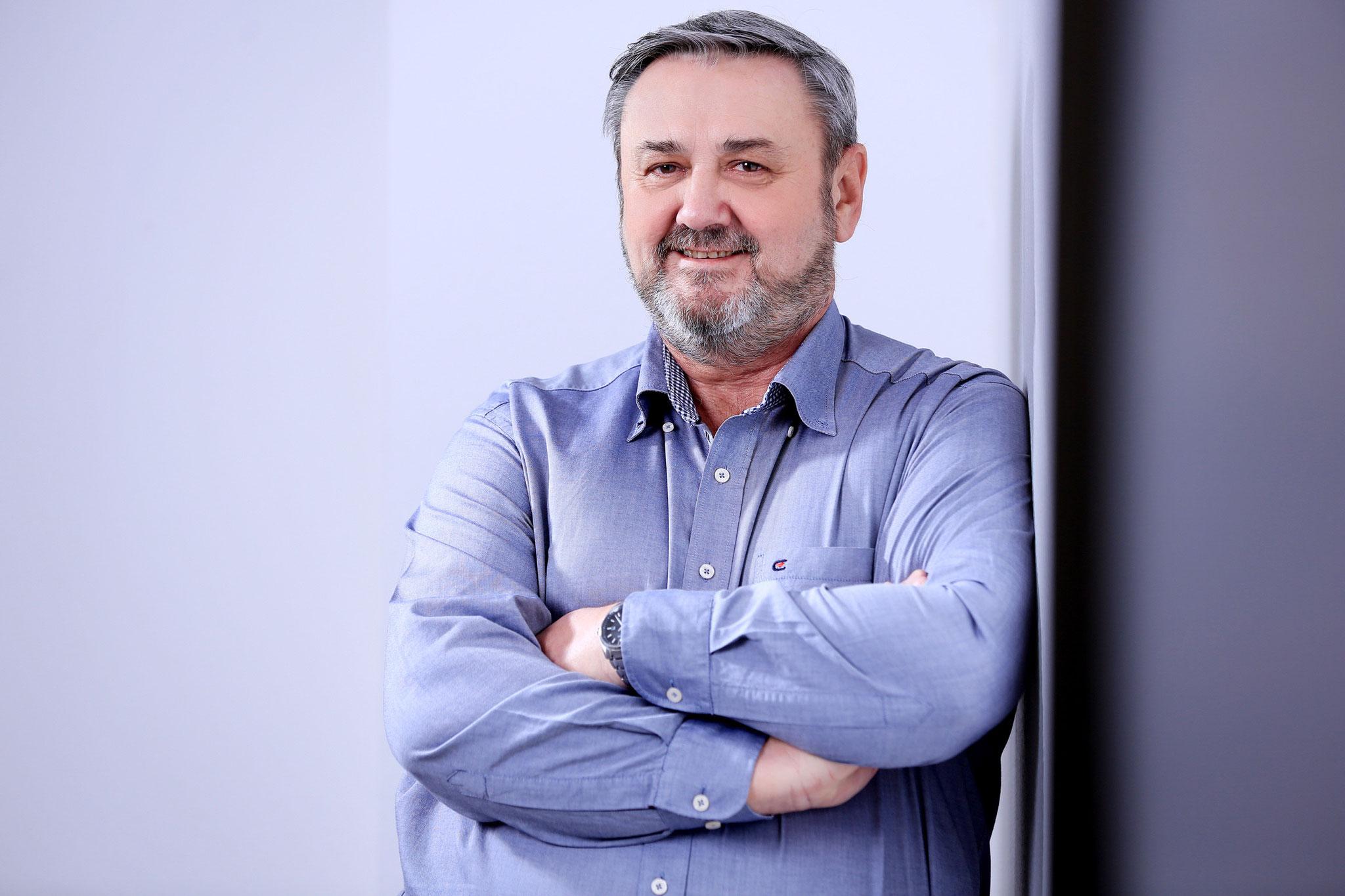 Walter Koch, Geschäftsführung