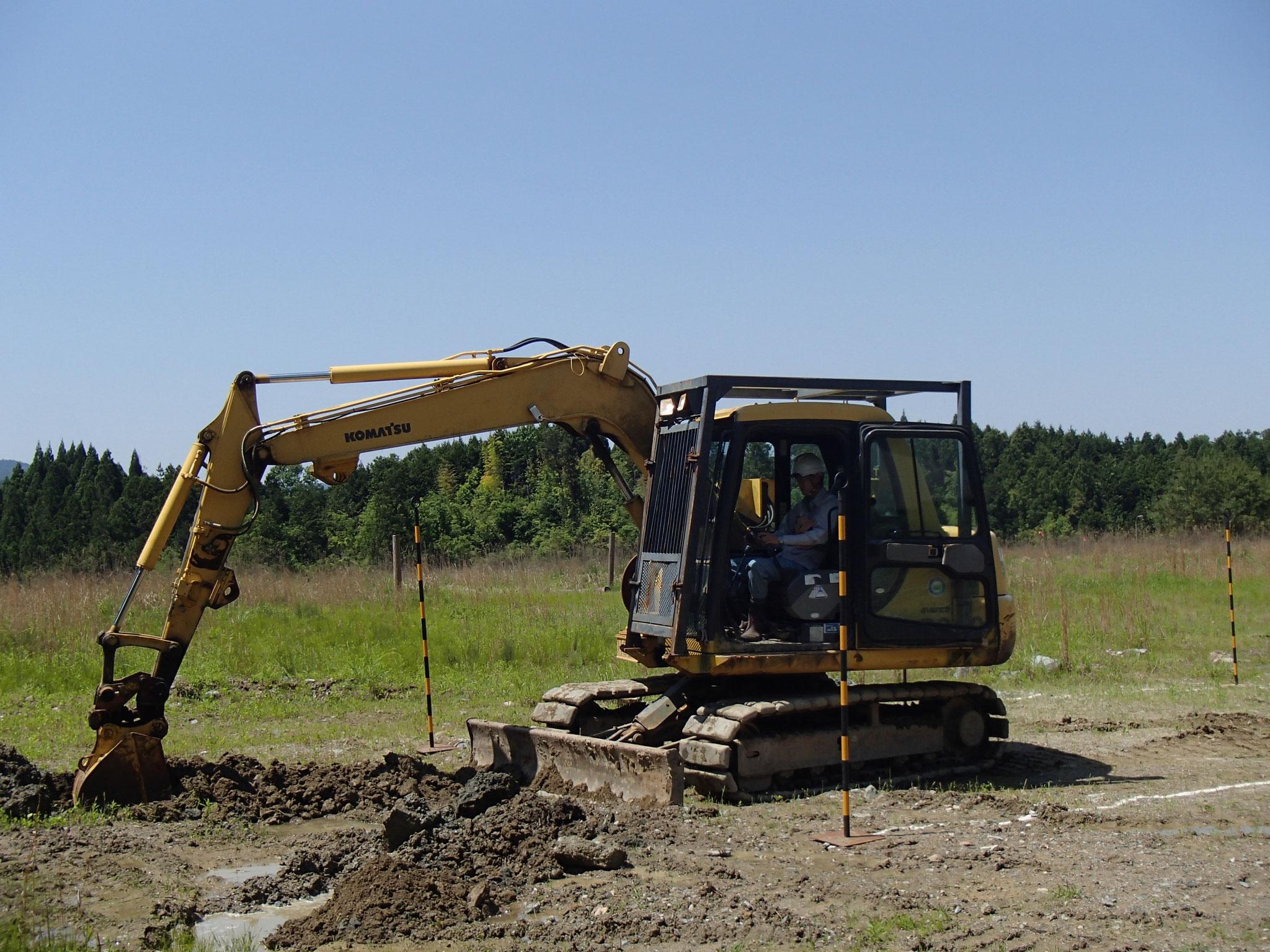 車両系建設機械(整地等)運転技能講習