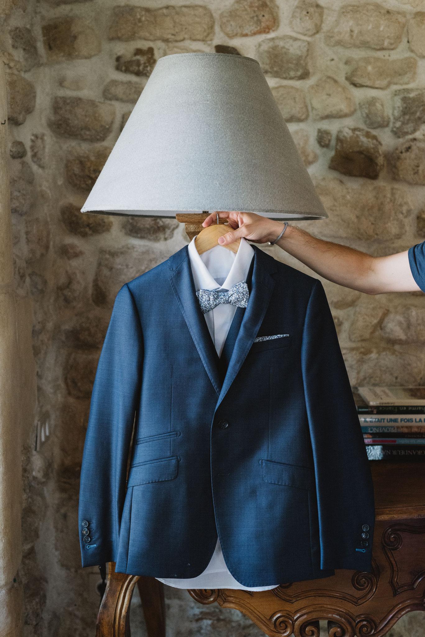 сборы жениха, свадьба в Провансе
