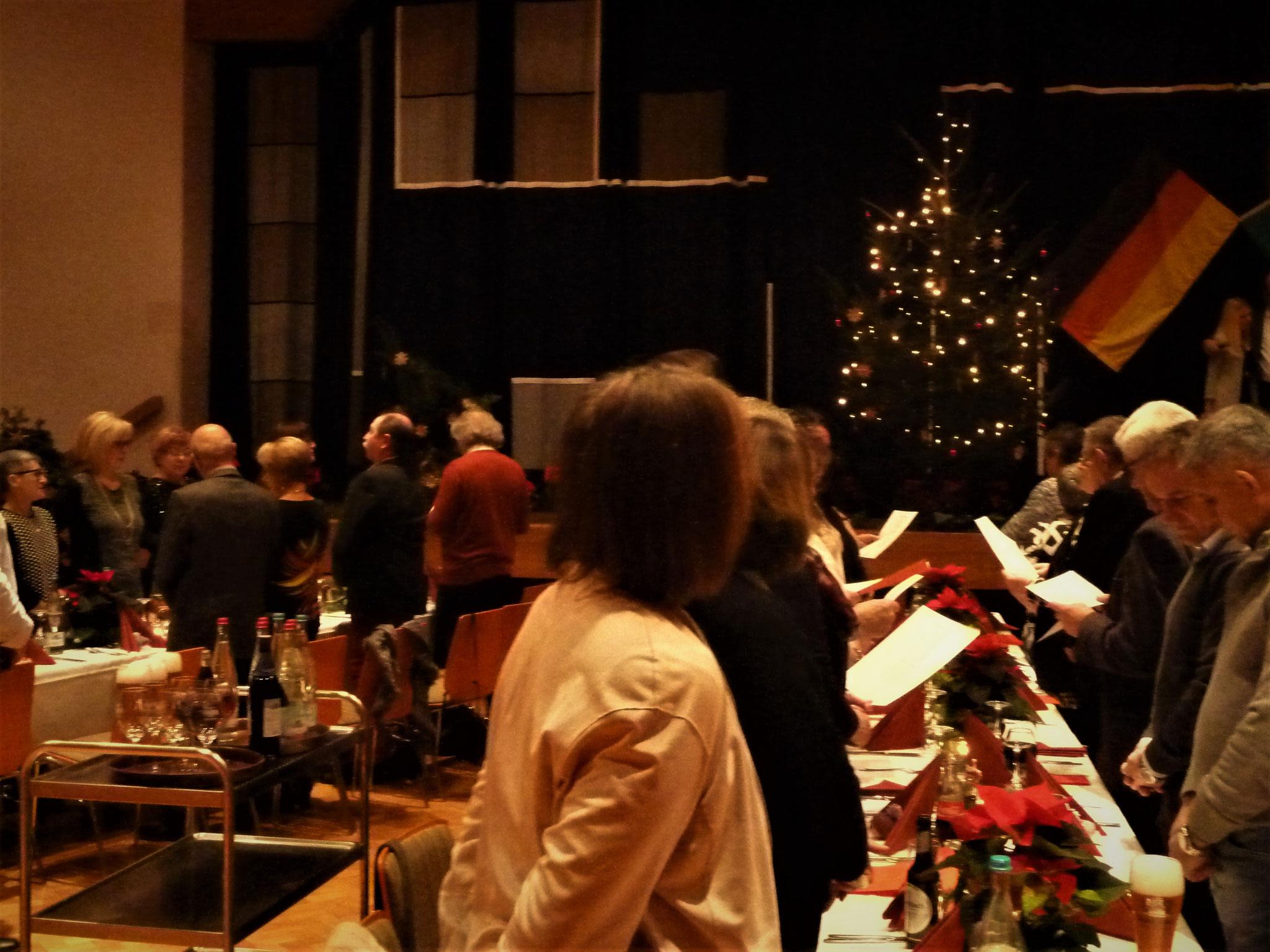 ...und italienischen Weihnachtsliedern