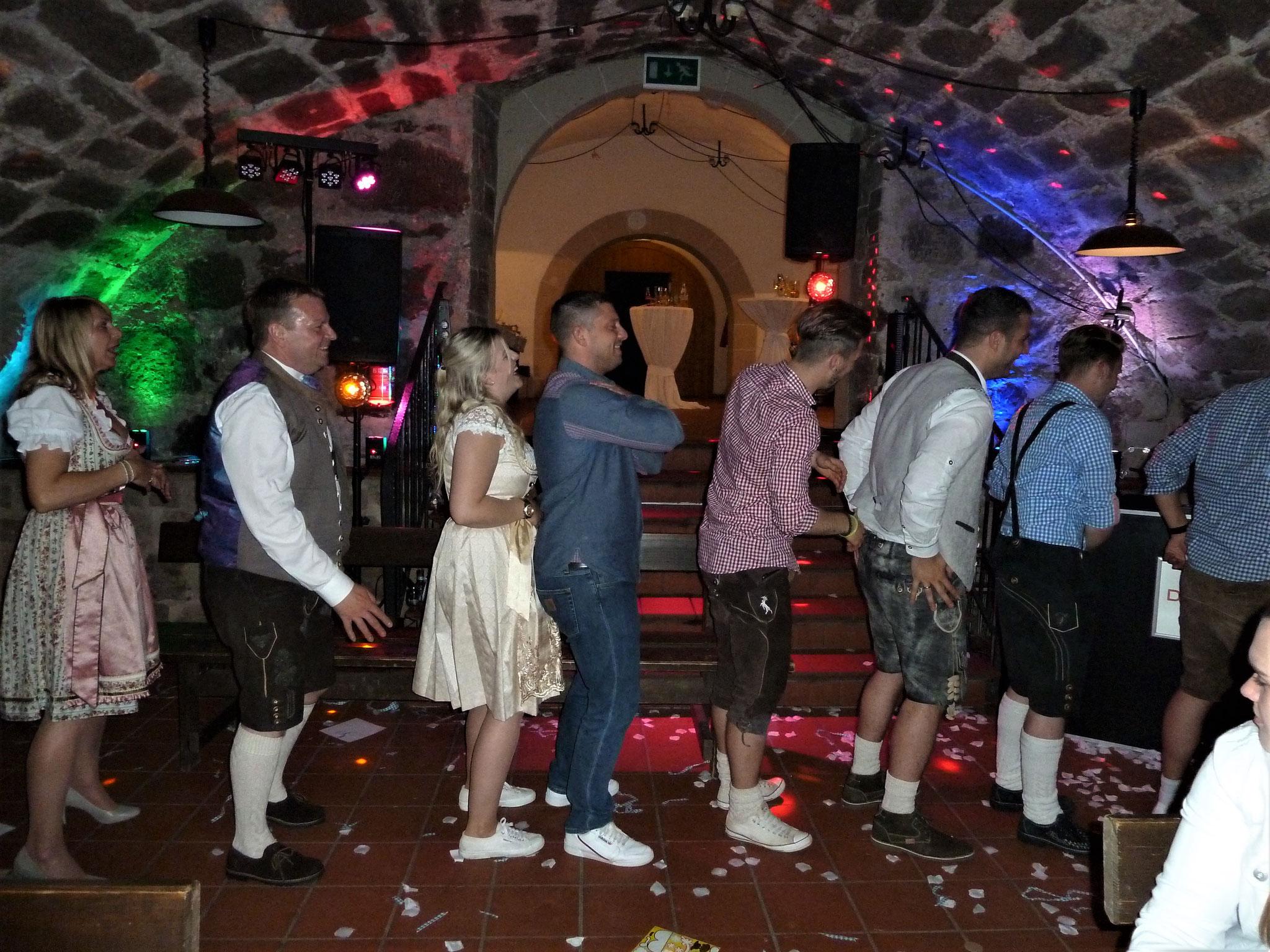 Zünftig... Feiern wie die Bayern