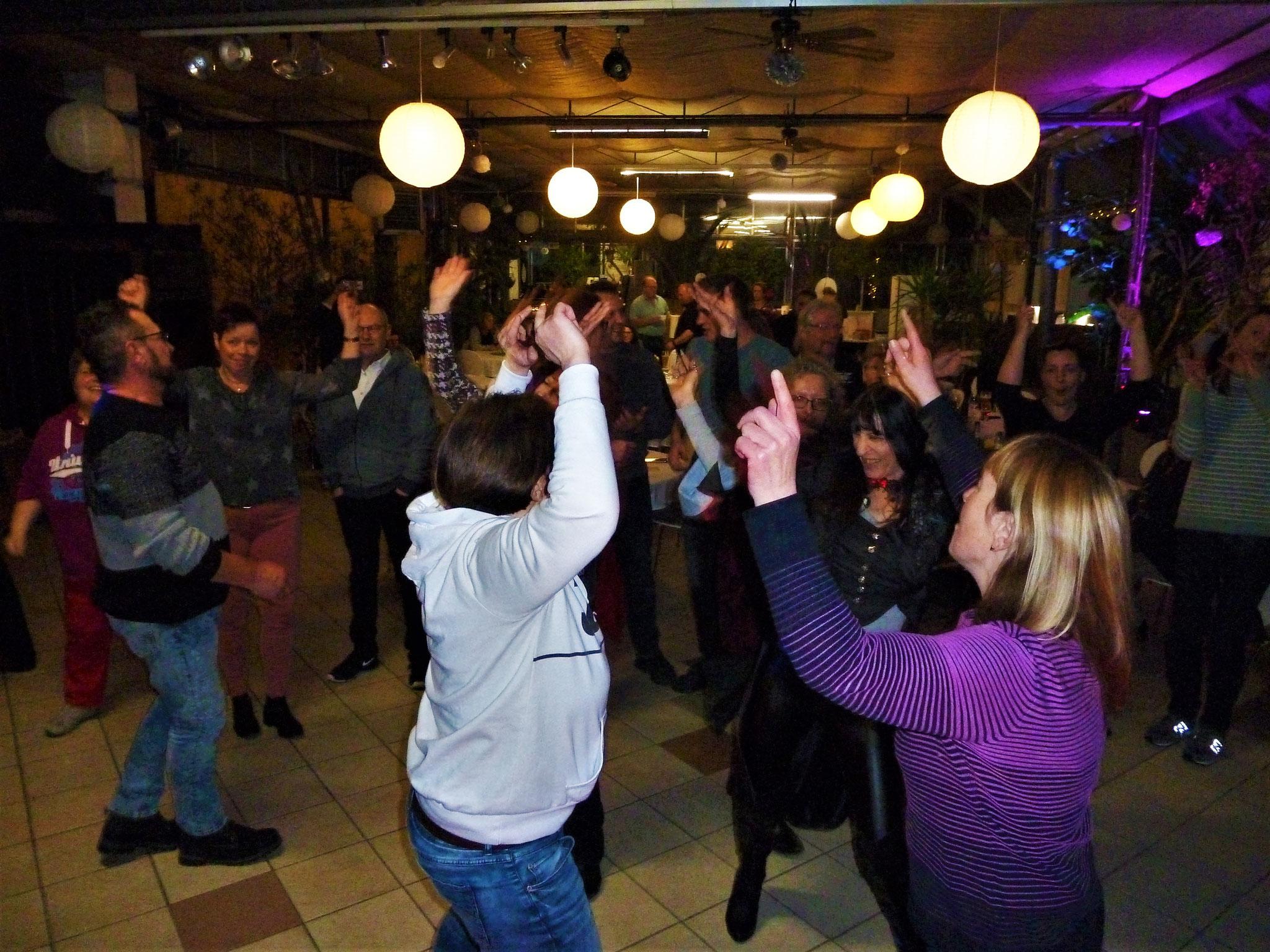 Partytime in Schorndorf...