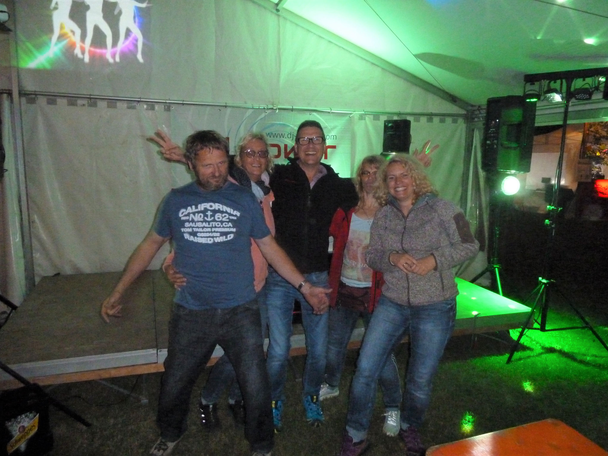 Hocketse 2019 - Party after the Rain