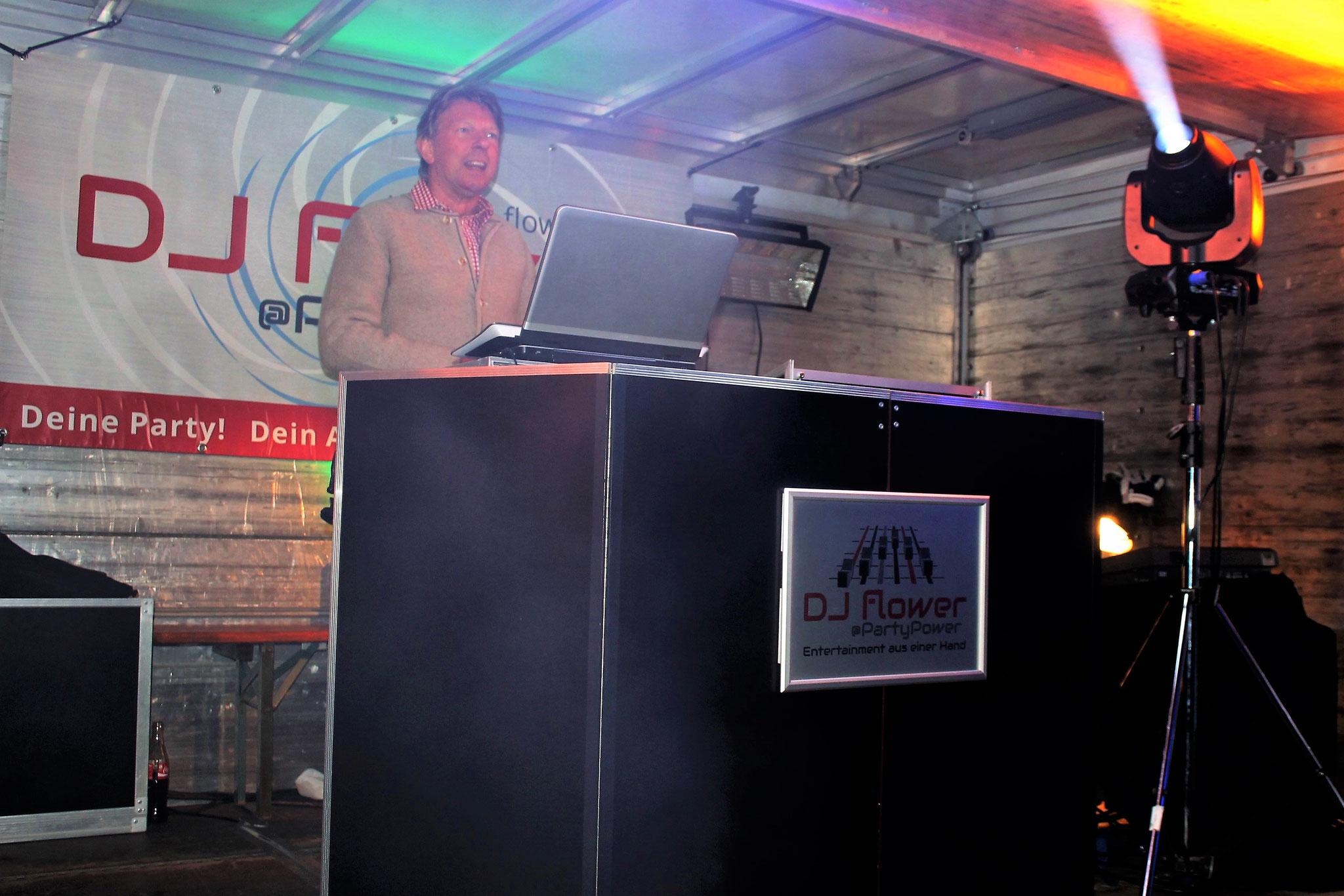 DJ Flower & Skylight Veranstaltungstechnik