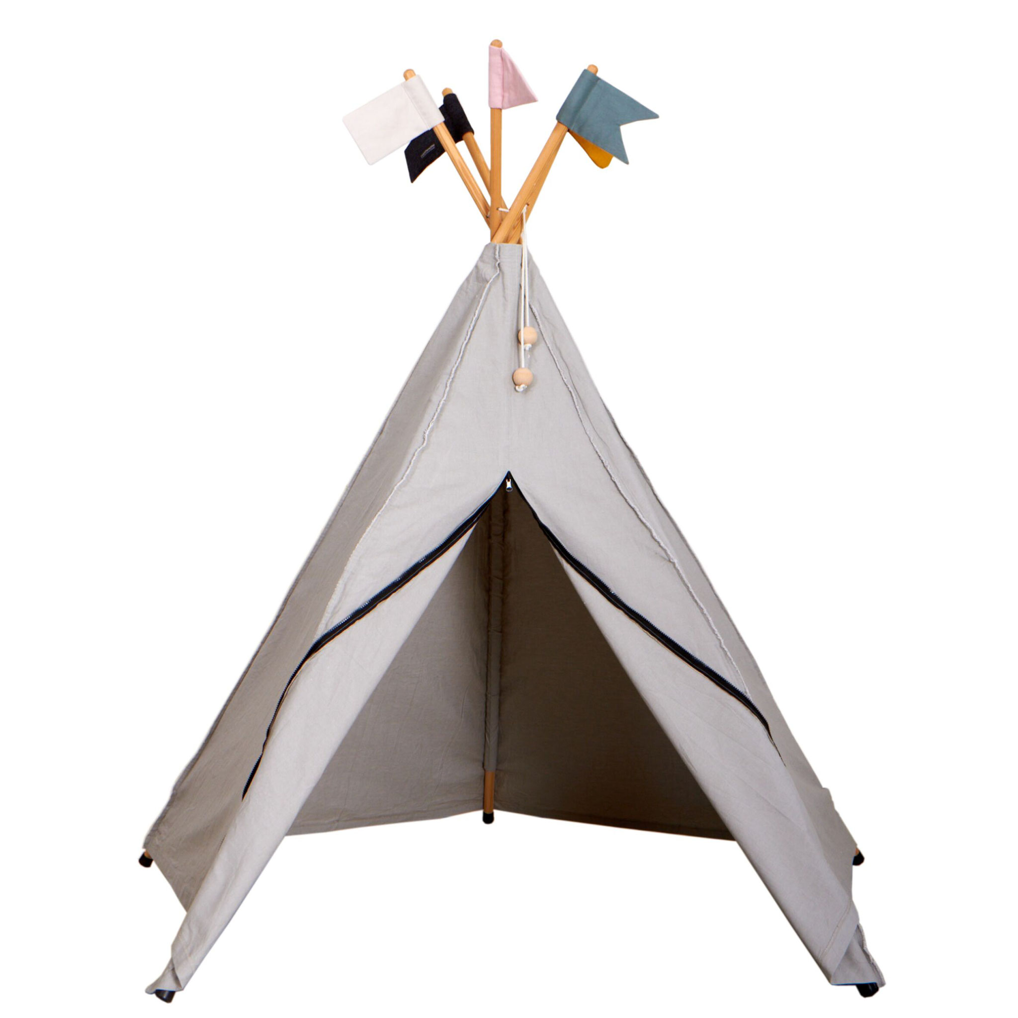 roommate Hippie Tipi Stone Grey