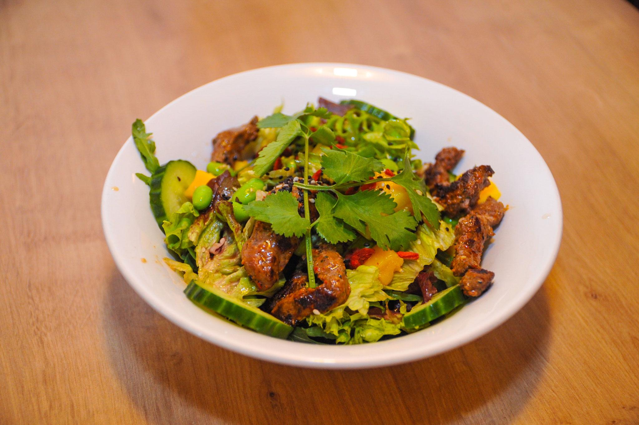Beef Salat